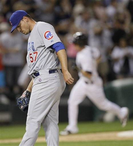 White Sox dominate Cubs to avoid sweep, take City Series
