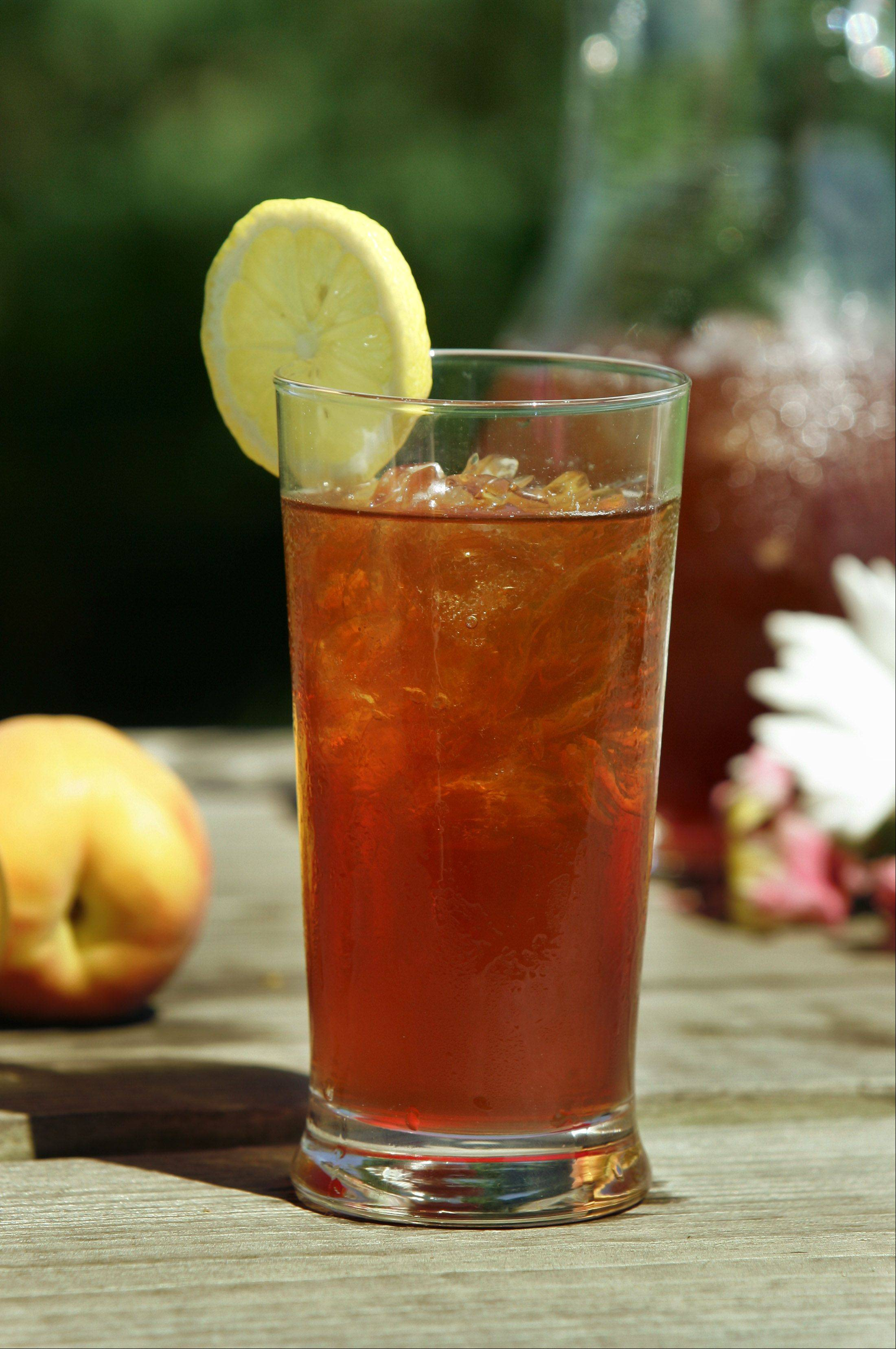 Home-brewed iced tea is richer in antioxidants than commercially prepared versions.