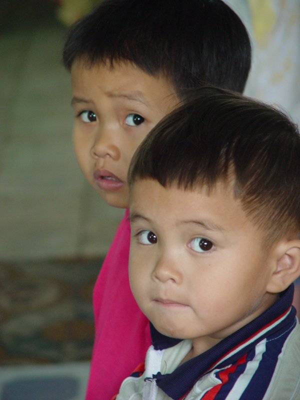 Orphans in Vietnam