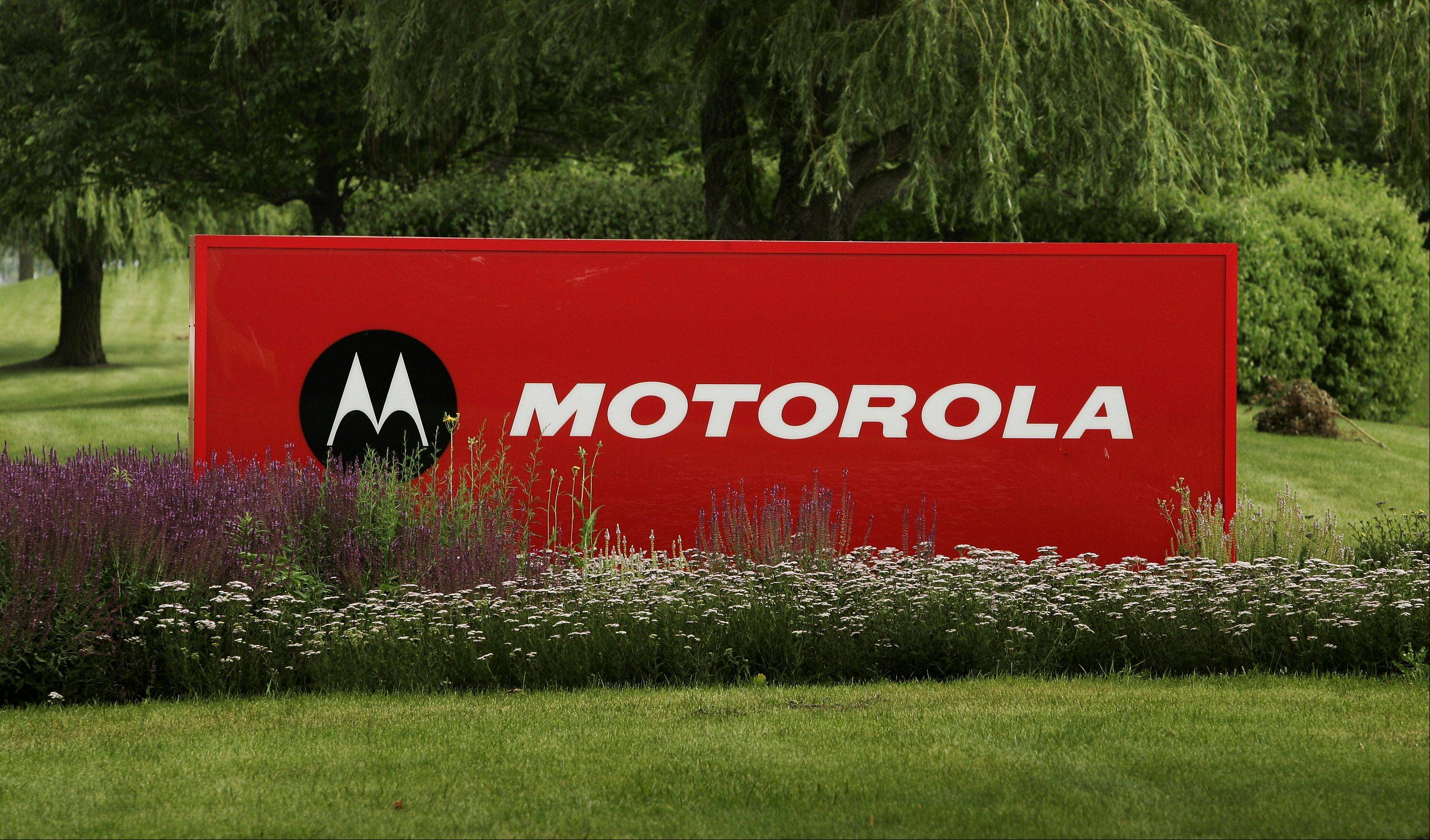 DAILY HERALD/Gilbert R. Boucher IILibertyville-based Motorola Mobility offered to pay 33 cents for every phone that uses Microsoft's ActiveSync software to avoid an import ban by the U.S. International Trade Commission on phones that use the software.