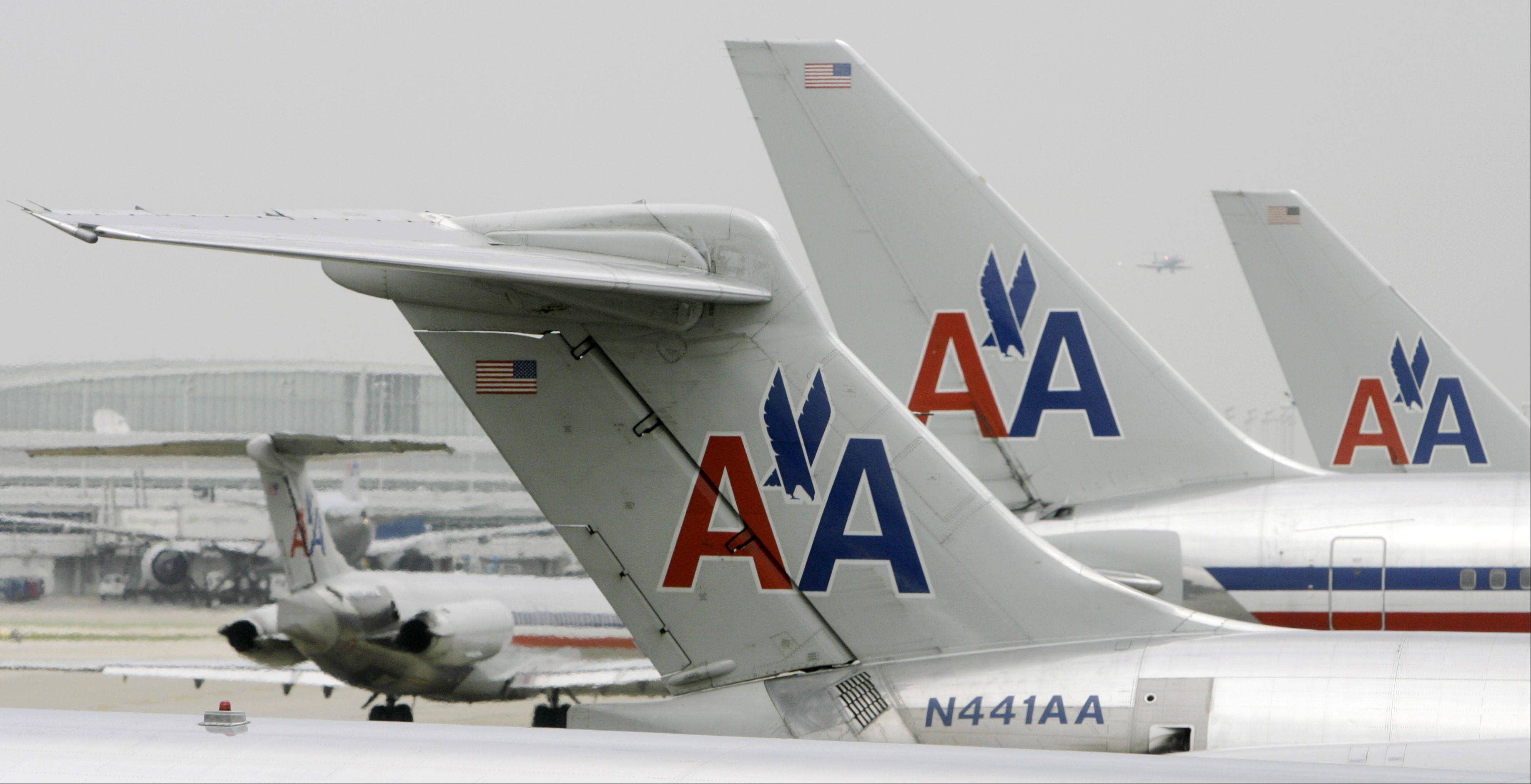 The pilots' union at American Airlines has rejected the company's latest contract offer.