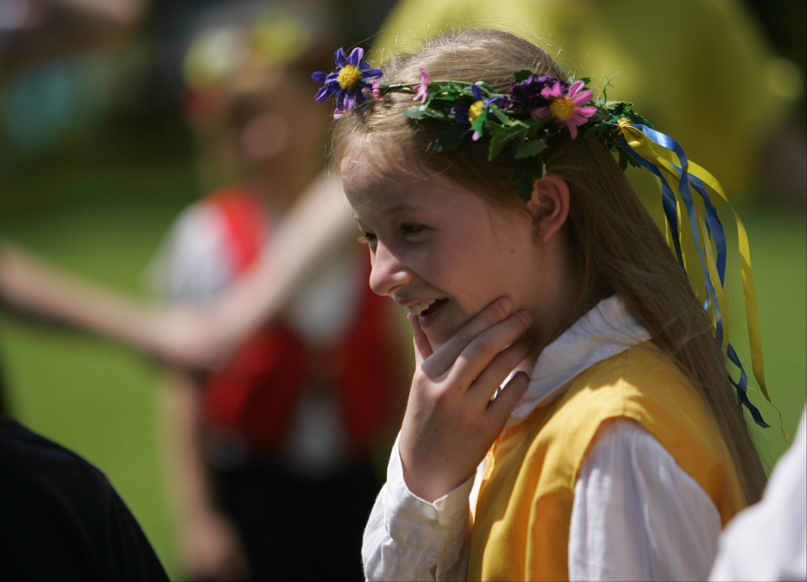 Organizers of the Scandinavian Midsommar Celebration at Vasa Park in South Elgin hope to pass traditions down to younger generations.