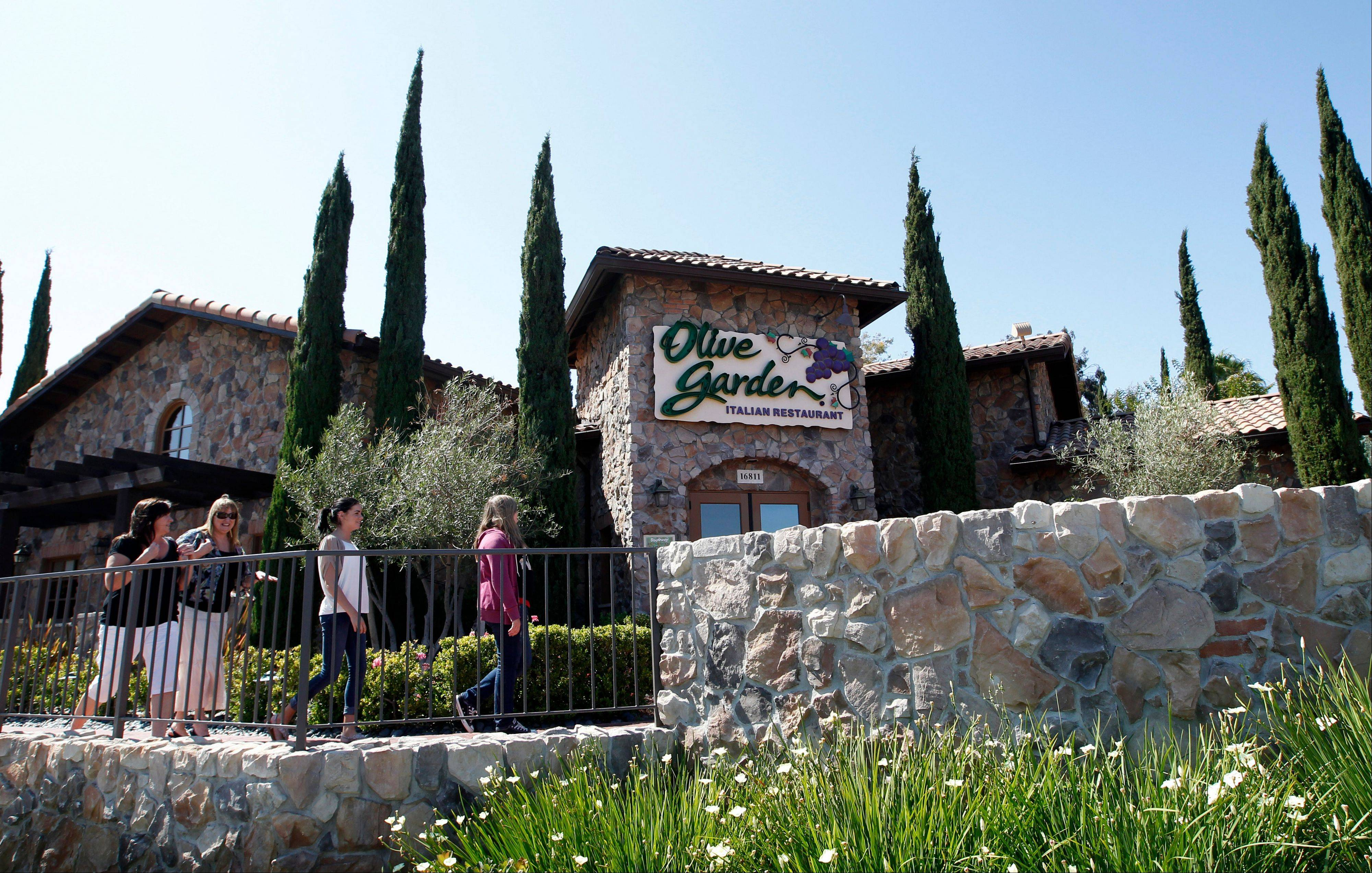 Fiscal fourth quarter earnings for Darden Restaurants Inc. climbed 10 percent as new restaurant revenue helped balance a decline from established Olive Garden and Red Lobster locations. The Orlando, Fla., company also said Friday, June 22, 2012, it will raise the quarterly dividend it pays shareholders by 16 percent.