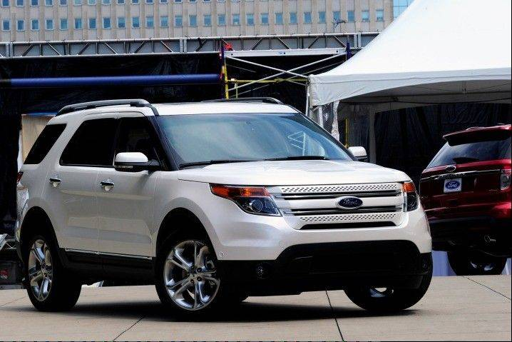 Feds probe Ford Explorer power steering problems