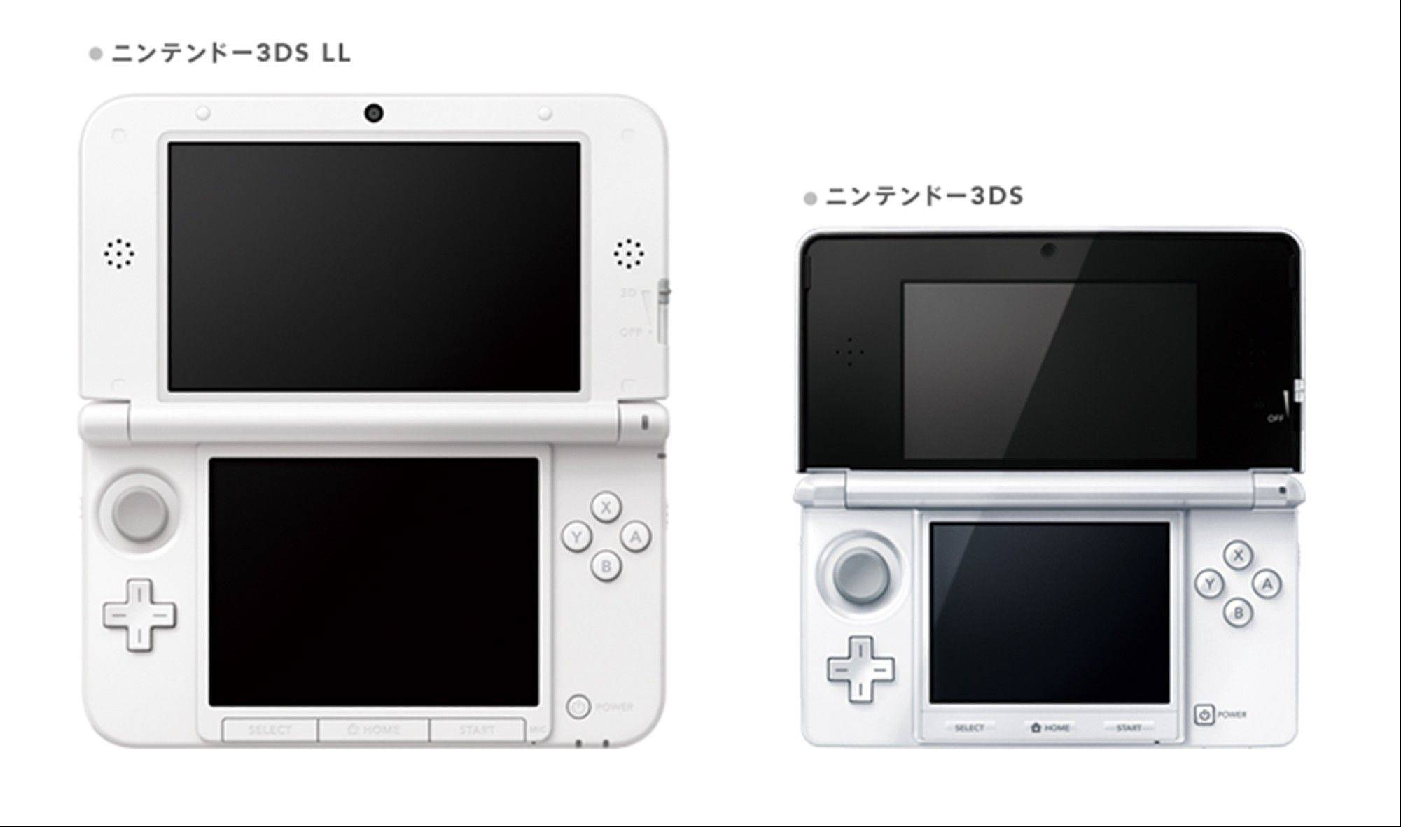 Nintendo has upgraded its 3DS handheld to sport a screen nearly twice as big as the previous model amid hot competition against smartphones and tablets that are wooing people away from dedicated gaming machines.