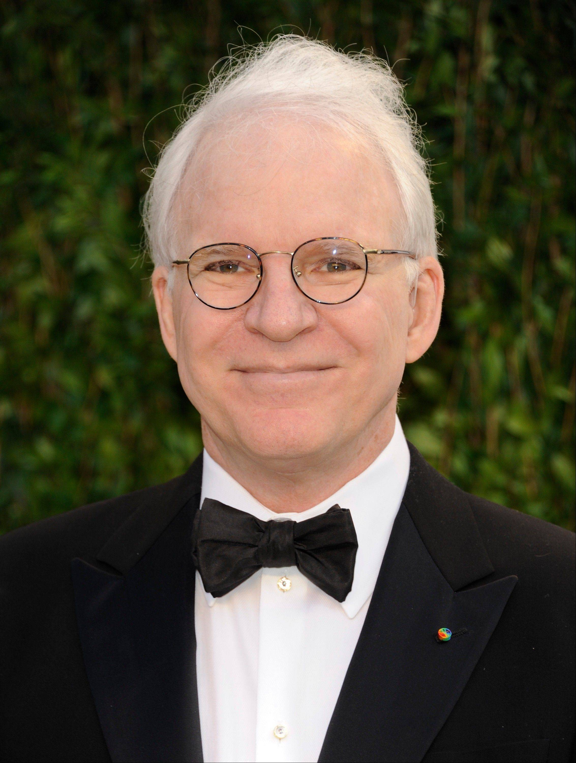 "Steve Martin has teamed up with no less than William Shakespeare to add music to the playwright's lyrics for a smattering of tunes at the Public Theater's production this summer of ""As You Like It"" in New York City's Central Park."