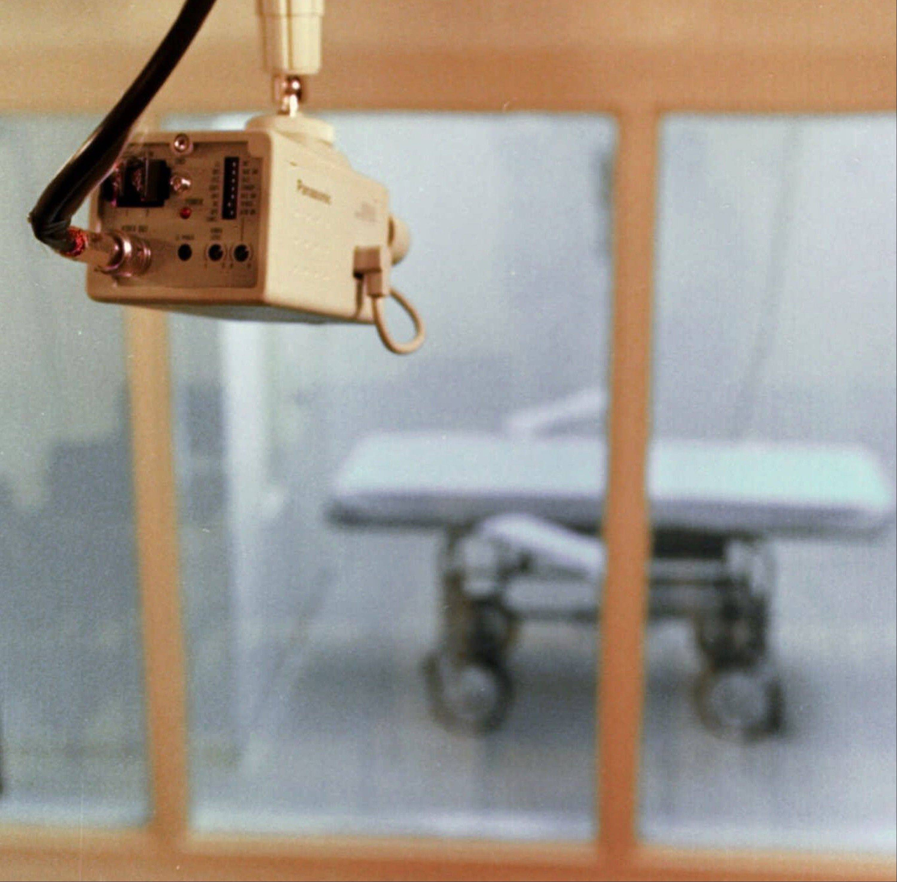 The Arkansas Supreme Court struck down the state's execution law Friday, June 22, 2012, calling it unconstitutional.