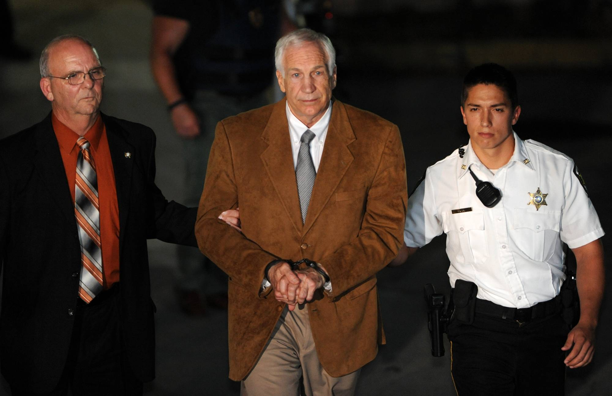 Sandusky convicted of 45 counts in sex abuse trial