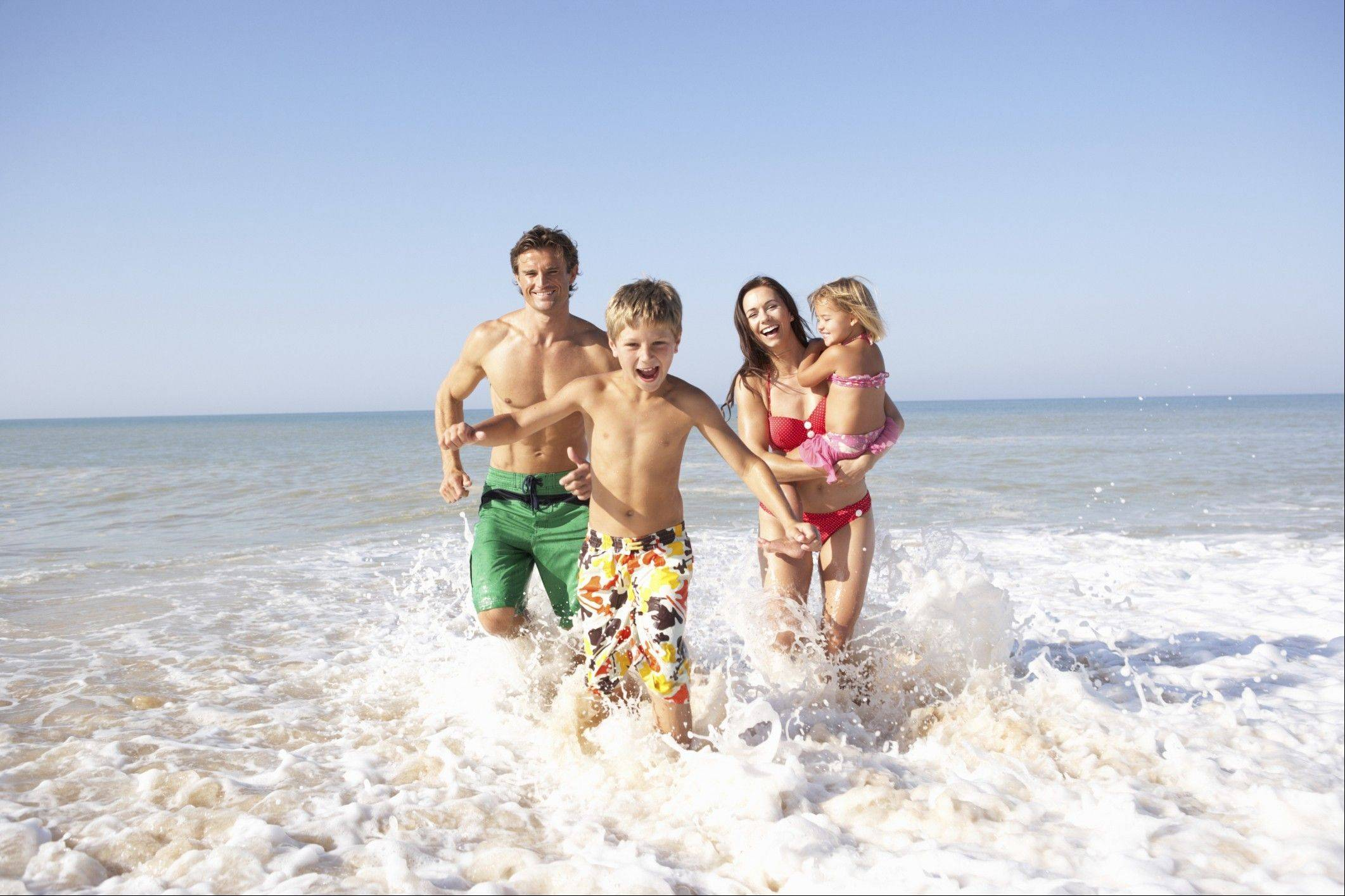 Sand and surf and family bonding combine for a memorable summer vacation. But there are lots of other options.