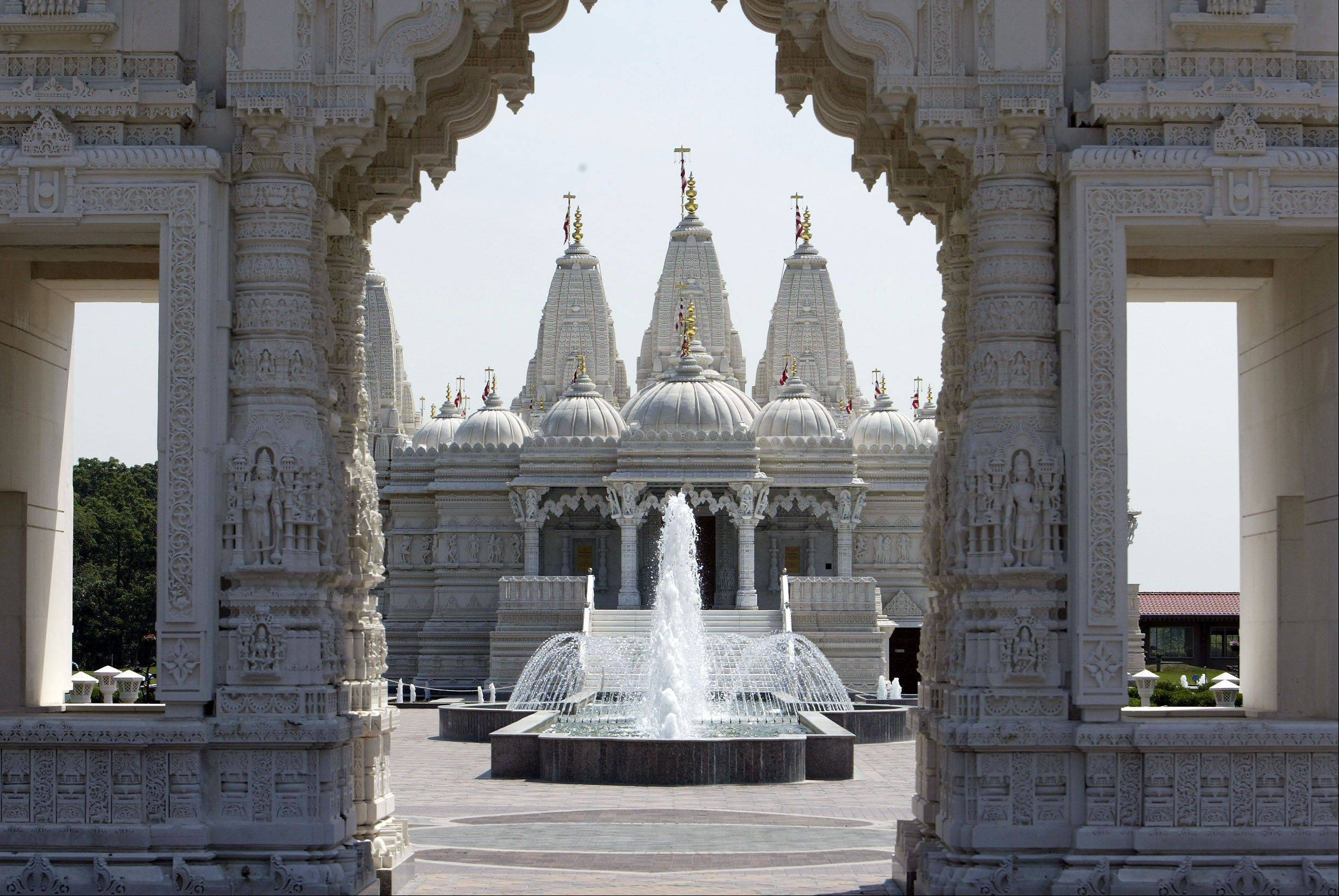 Representatives from BAPS Shri Swaminarayan Temple near Bartlett are hoping to have almost 39 acres, which include a Hindu temple and number of other buildings, annexed into the village. They hope to be connected to the municipal water supply and eventually develop the remaining land for religious and commercial purposes.