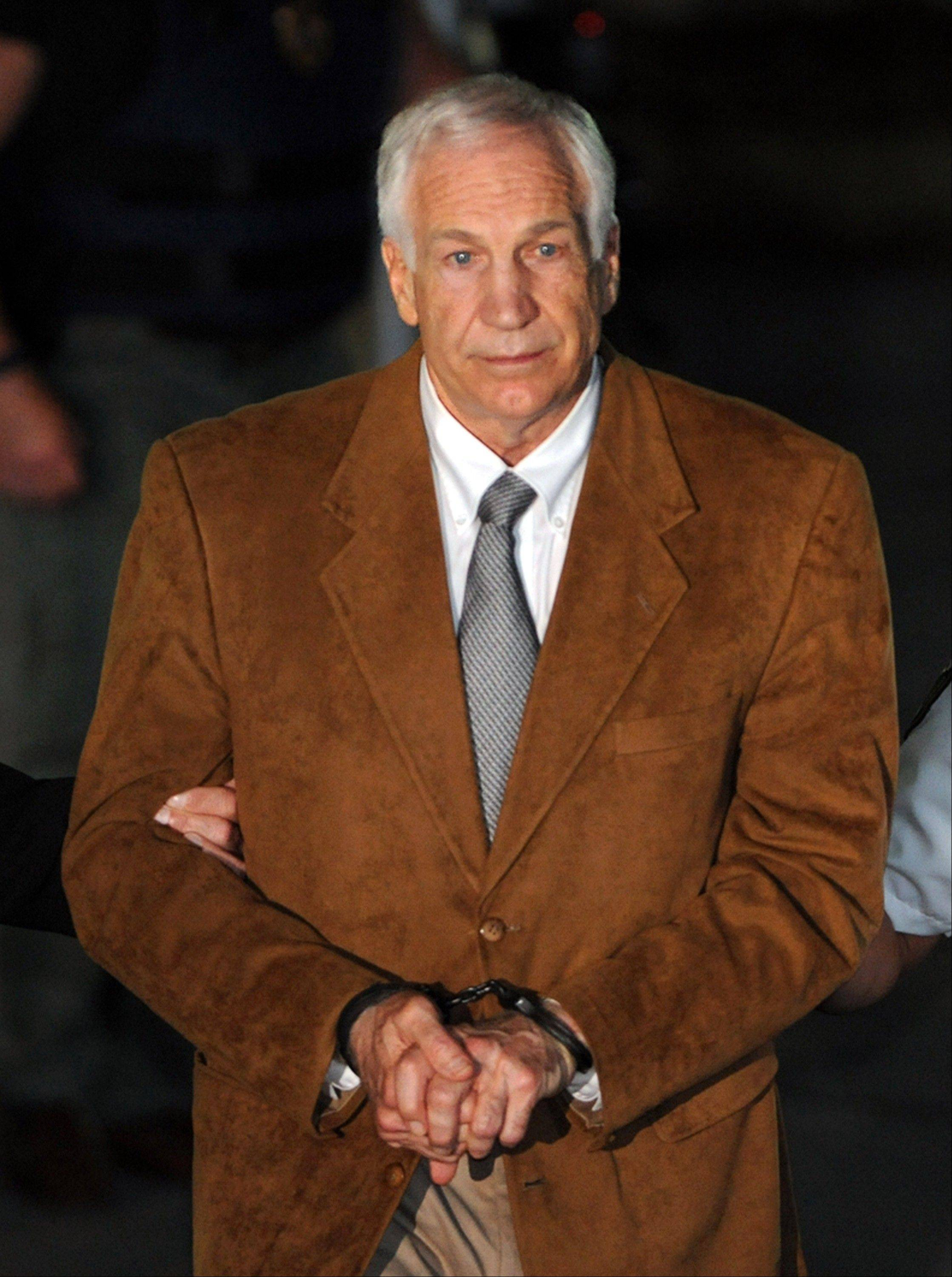 What's next for Jerry Sandusky after the trial?
