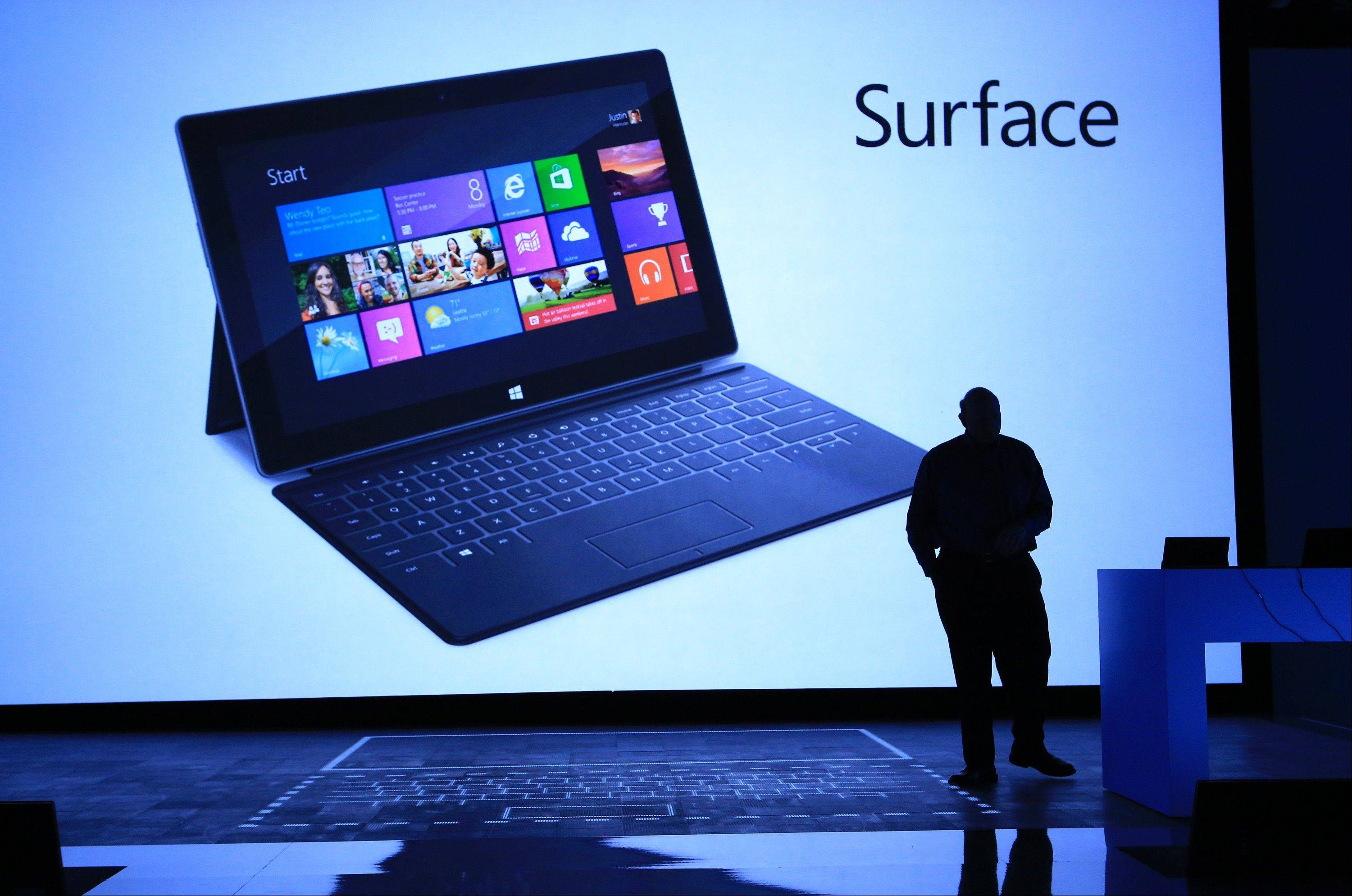 With the unveiling of the Surface tablet, Microsoft is heading into unusual territory: competing with its partners, the very same companies that make Windows PCs.