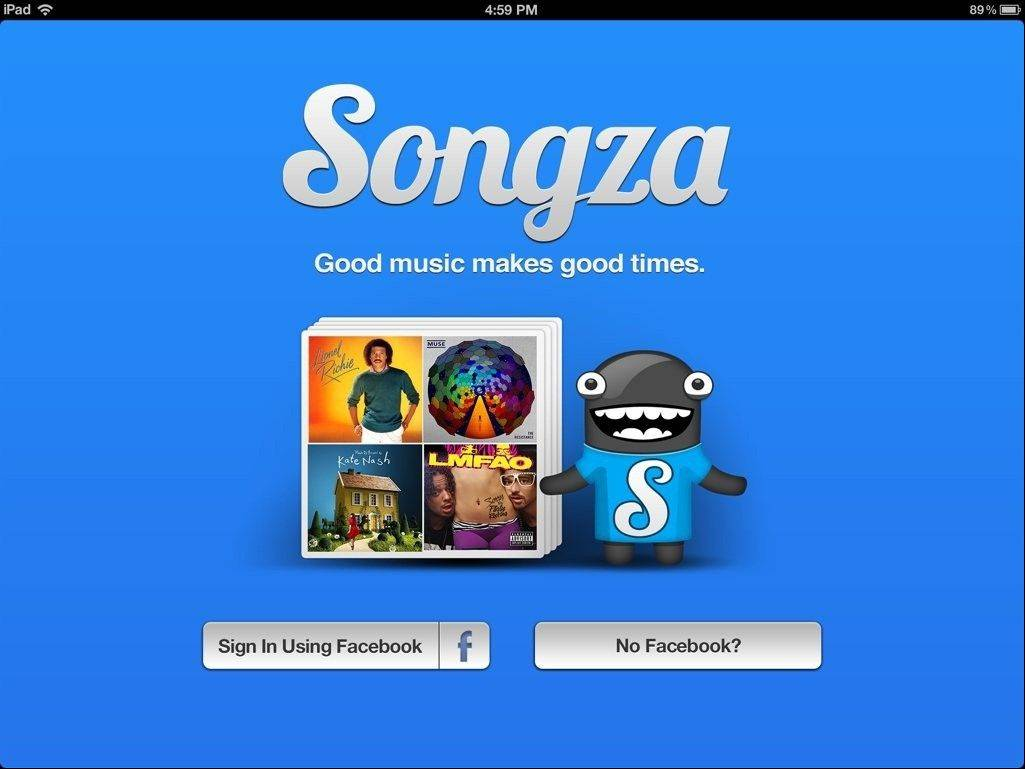 Songza, a new online radio service, has entered a race to become the biggest, or at least among the biggest, online radio services, before an inevitable shakeout decimates those unable to turn a profit.