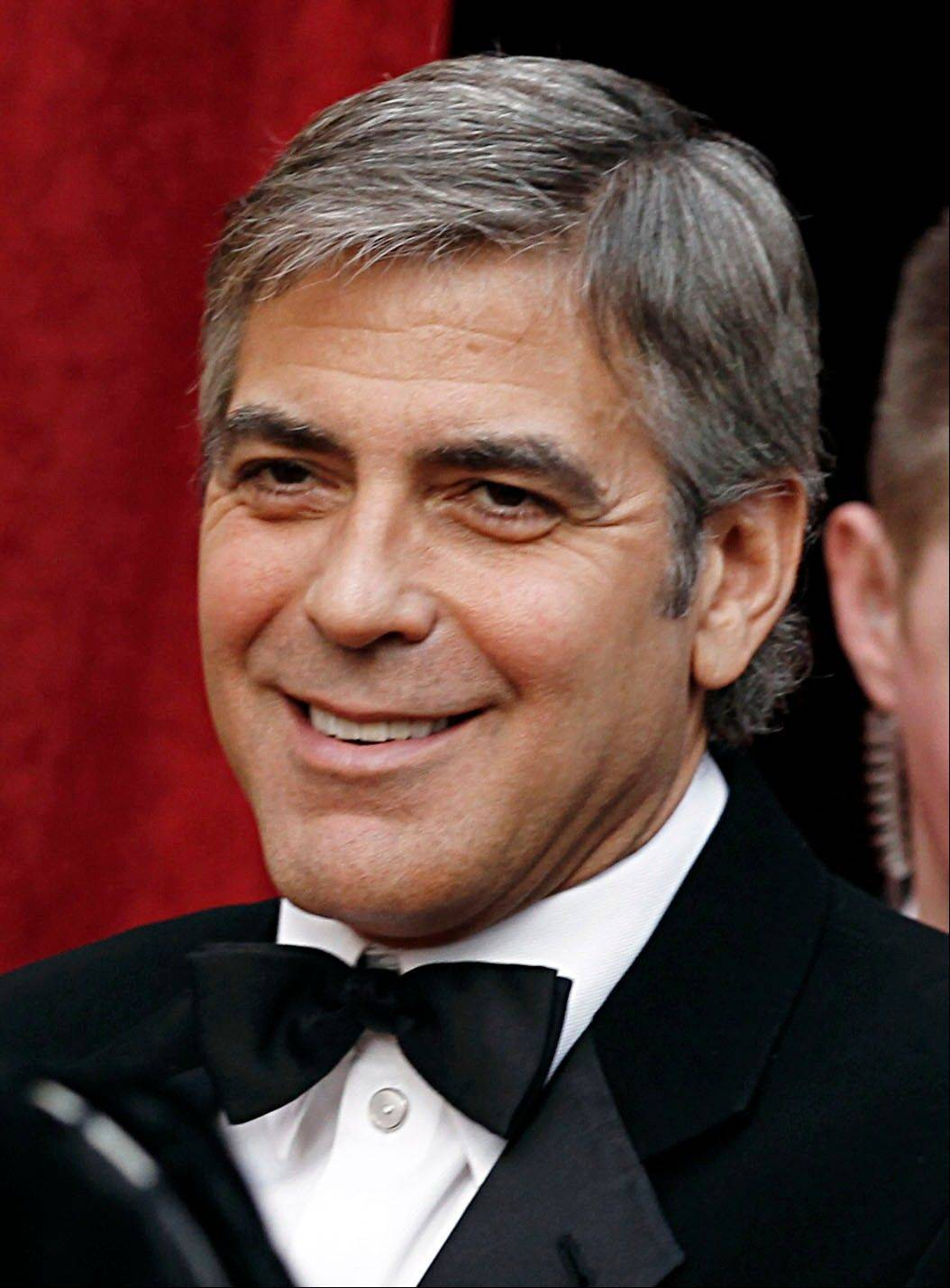 "George Clooney is co-producing the film version of ""August: Osage County,"" the Pulitzer Prize- and Tony Award-winning play about family dysfunction."