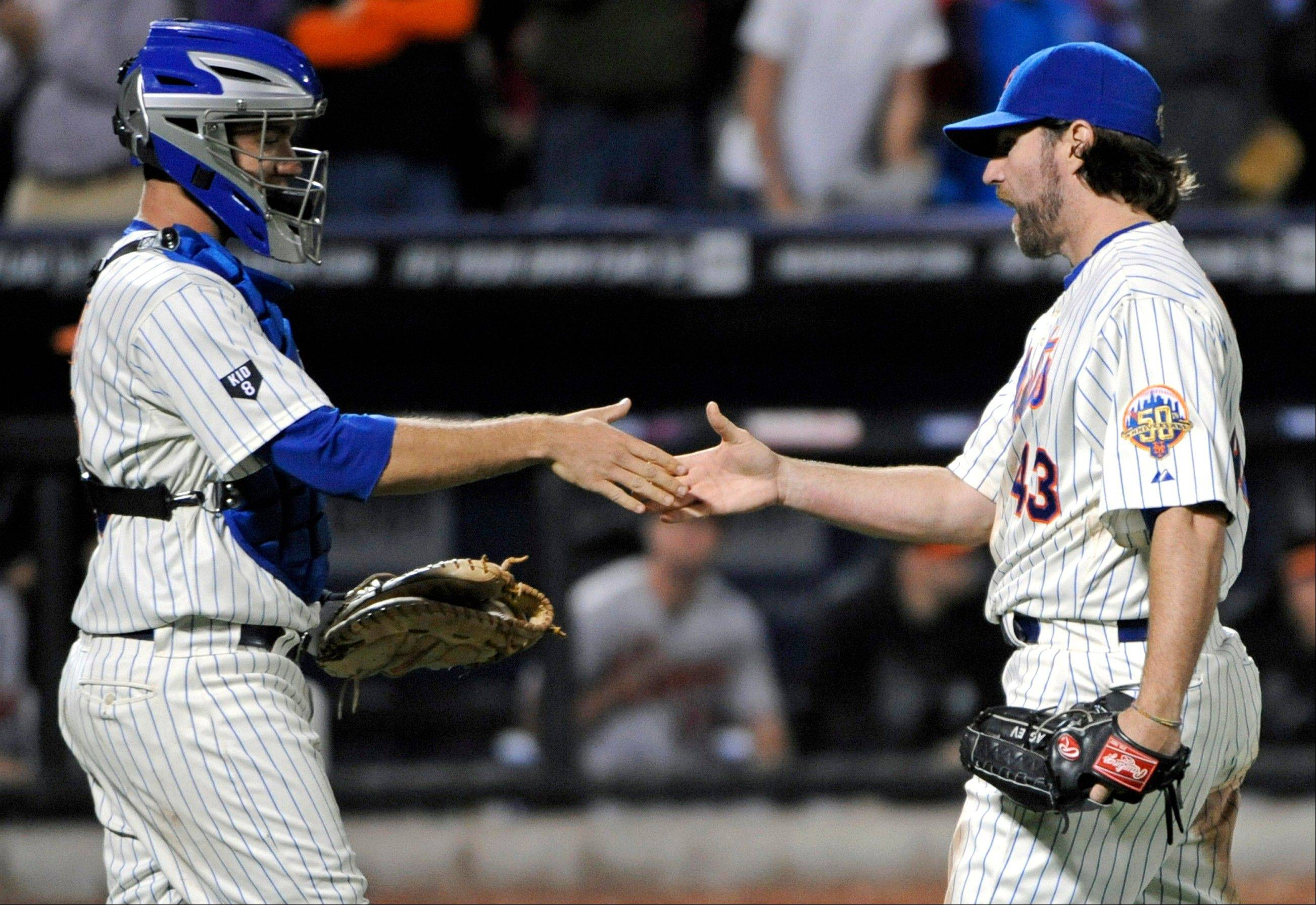 At age 37, New York Mets pitcher R.A. Dickey is enjoying a remarkable year, and his tell-all book about the challenges he has faced is even more amazing.