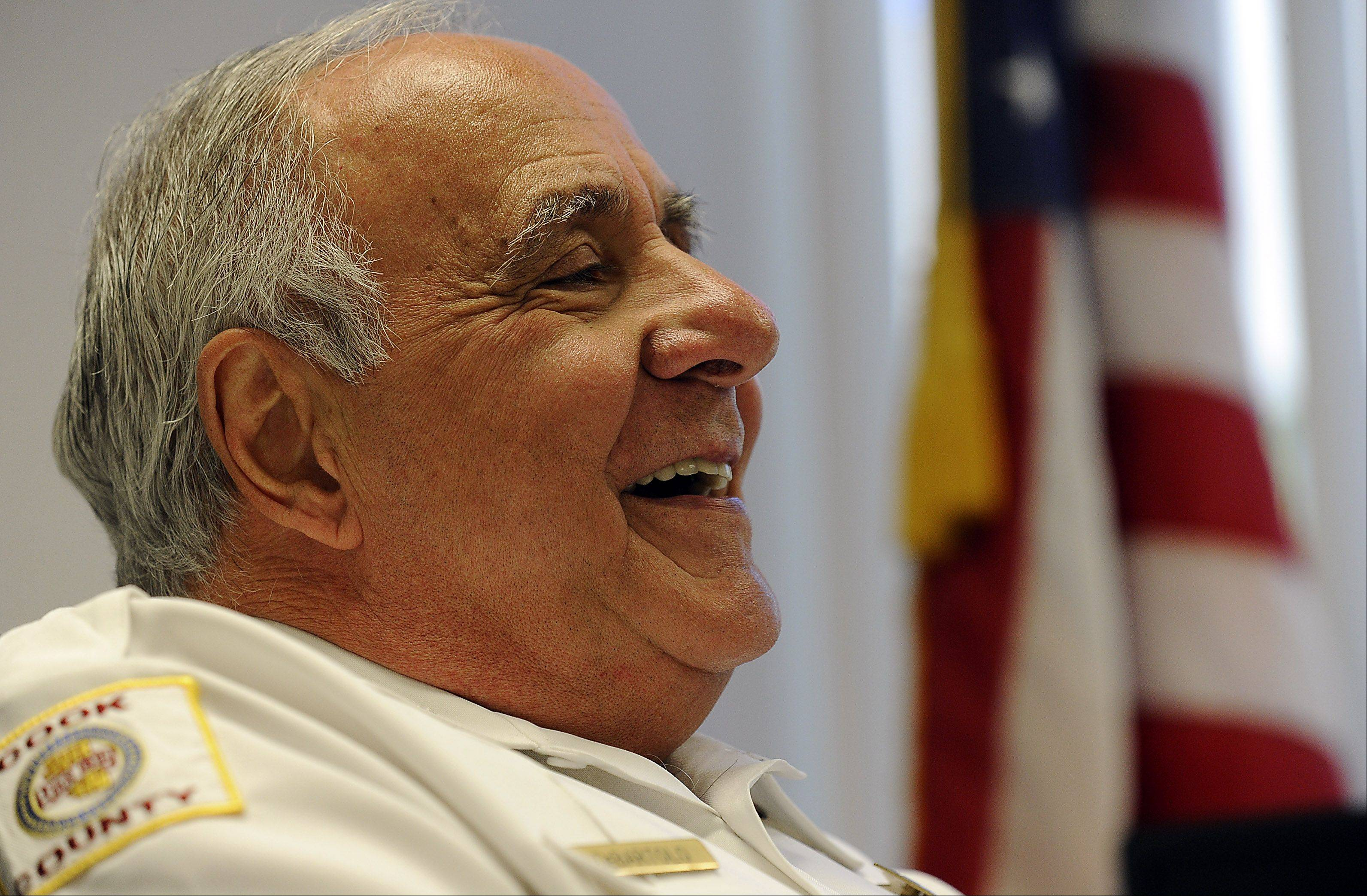 After 55 years, beloved courthouse chief still no plans to retire