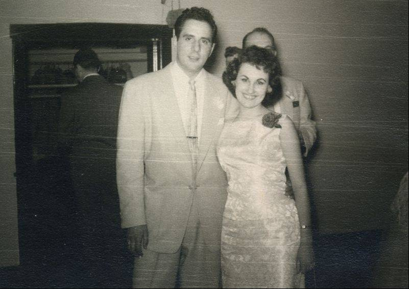 Not yet a police officer when they wed, Ralph DeBartolo celebrates his 56th wedding anniversary with wife Helen in August and his 55th anniversary in law enforcement in July.