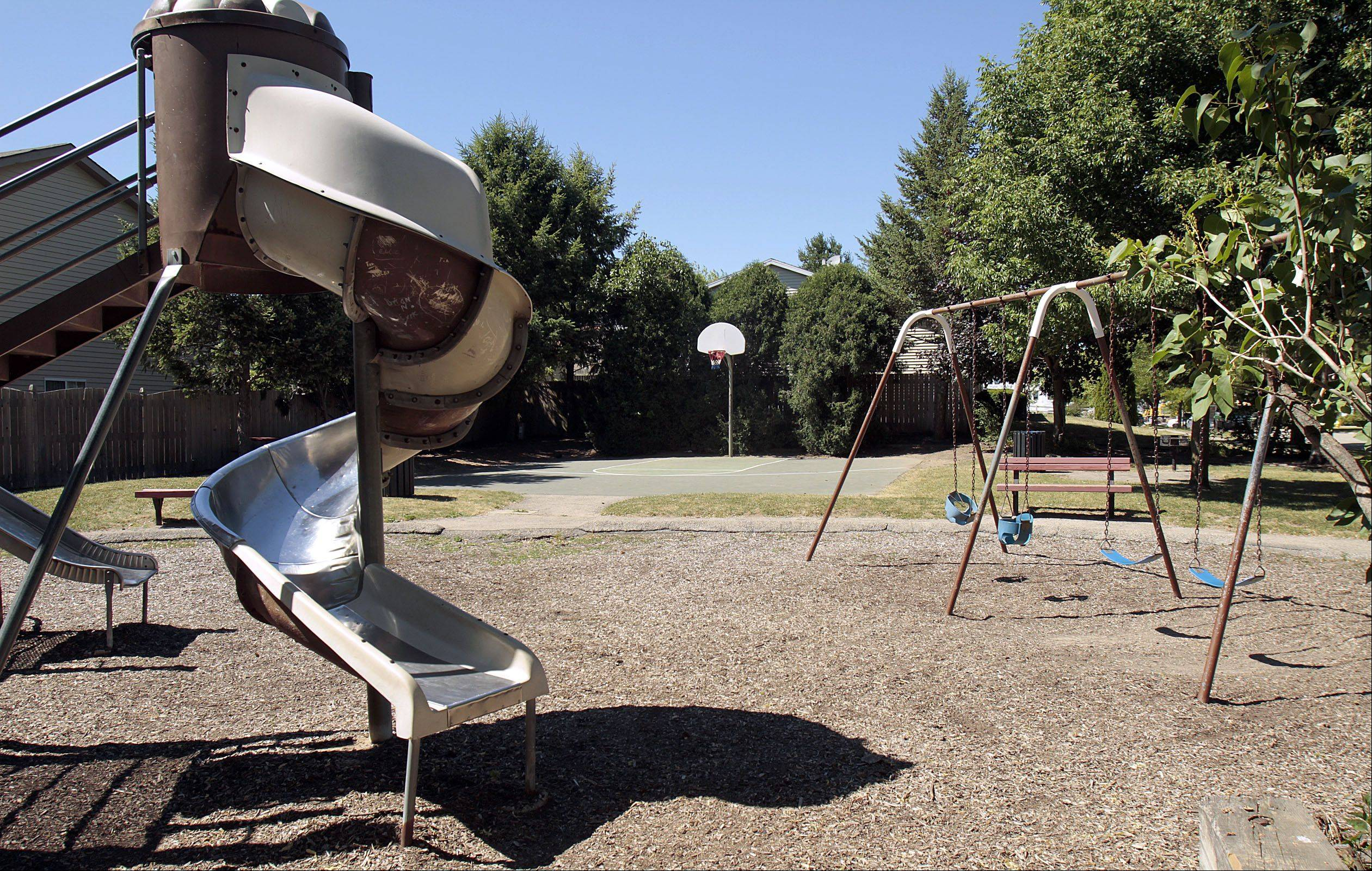Grayslake Park District will receive a $105,000 grant which will be used to improve Cullen Park with a new playground, picnic shelter and half court basketball court.