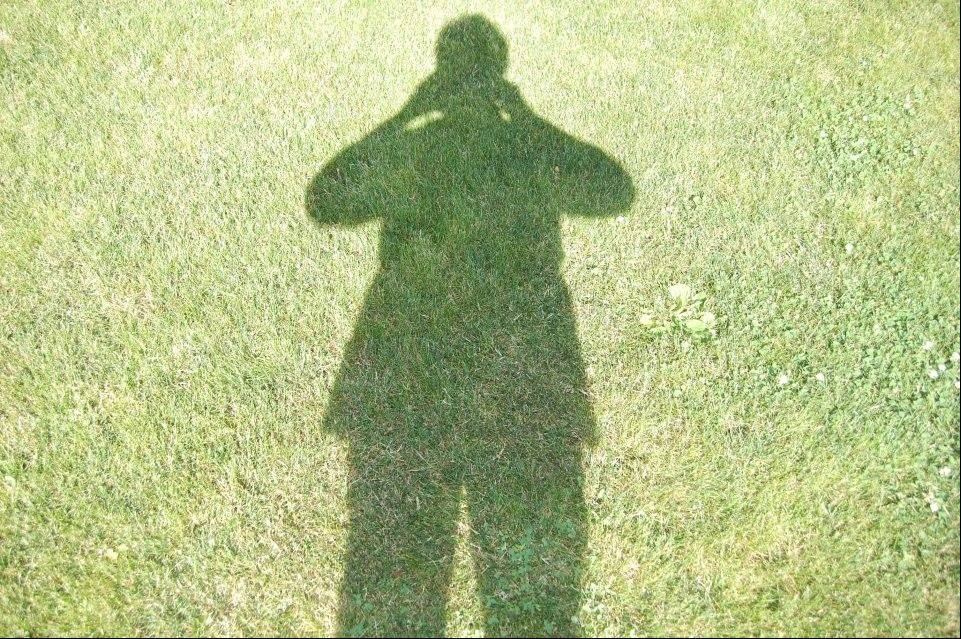 "Reader Sandy Sulita attended the Daily Herald Photography Workshop at Cantigny and asked we post her favorite photos on her behalf. ""As I first started to take pictures my shadow kept getting in the way so I decided to take a picture of it."" Sandy Sulita"