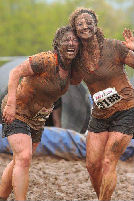 Women are invited to get a little dirty at fun event