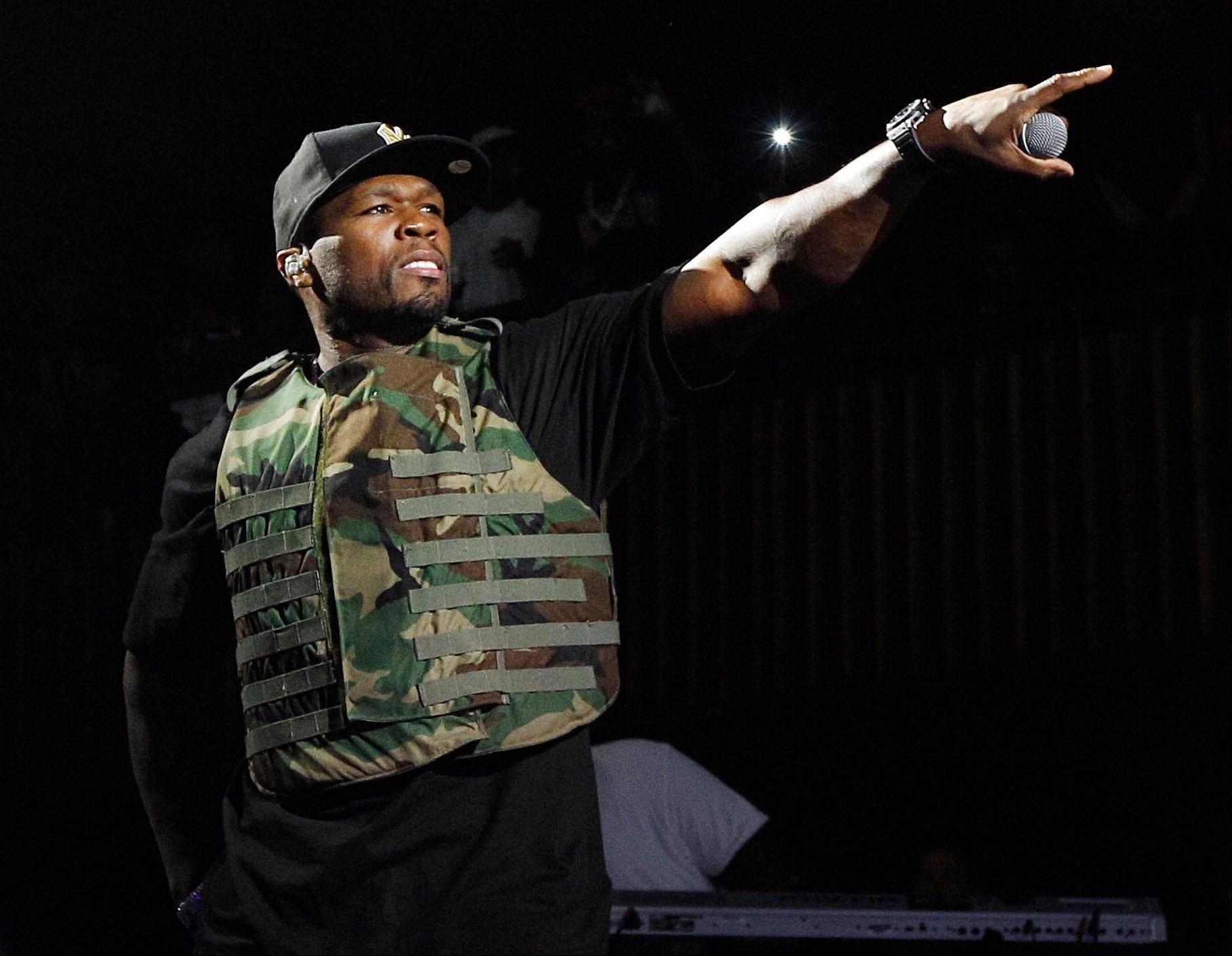 50 Cent is out of the hospital after he was injured in a car accident in New York on Tuesday morning.