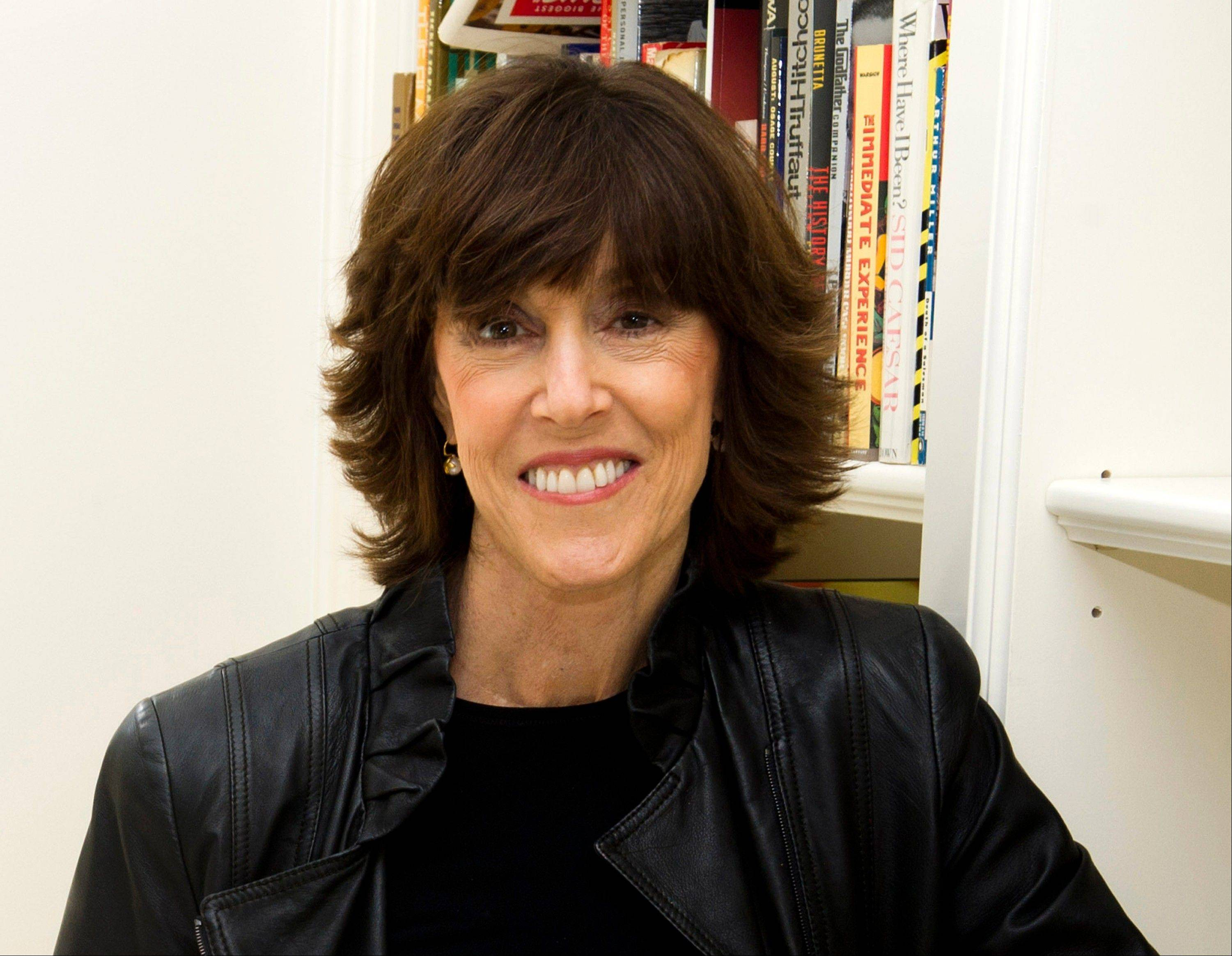 Oscar-nominated filmmaker and author Nora Ephron died on Tuesday of leukemia. She was 71.