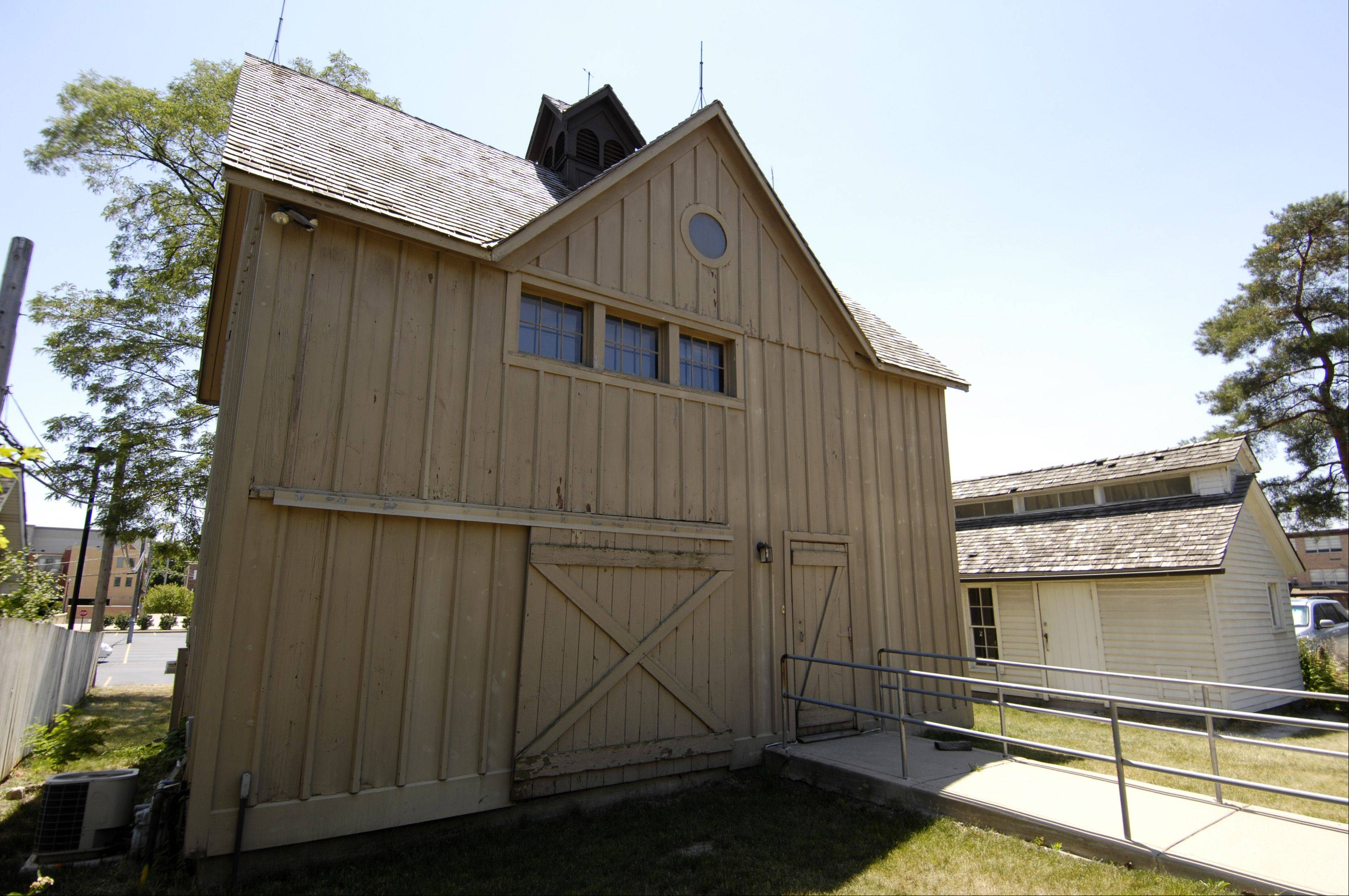 The carriage house at the Lombard Historical Society's Victorian Cottage Museum will be getting a 1,200-square-foot two-story addition, but at a higher cost than originally thought after a contractor that offered a $120,500 bid for the work backed out. The project now will cost $209,000.
