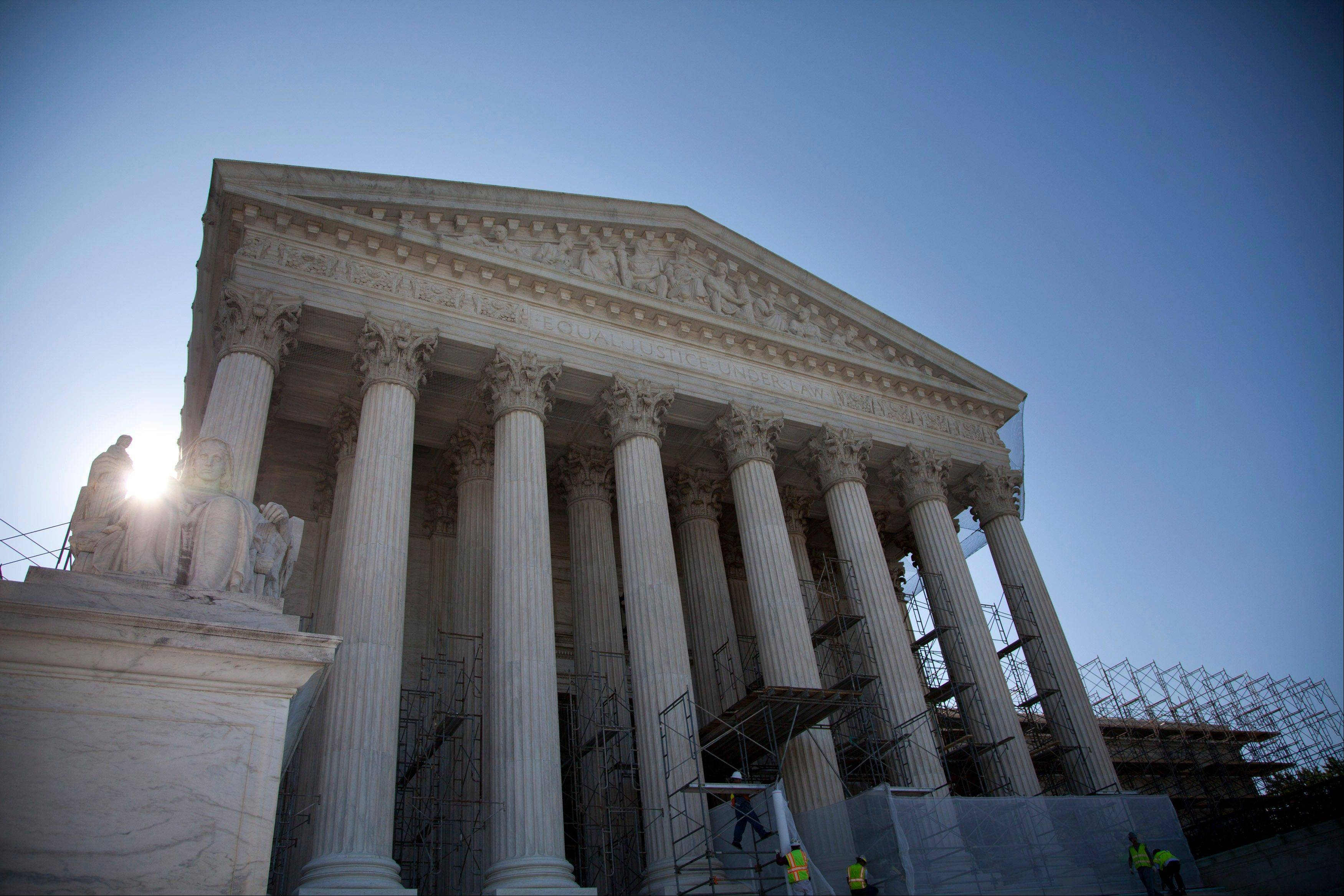 The Supreme Court is expected to announce its verdict Thursday on President Barack Obama's health care law. The outcome is likely to be a factor in the presidential campaign.