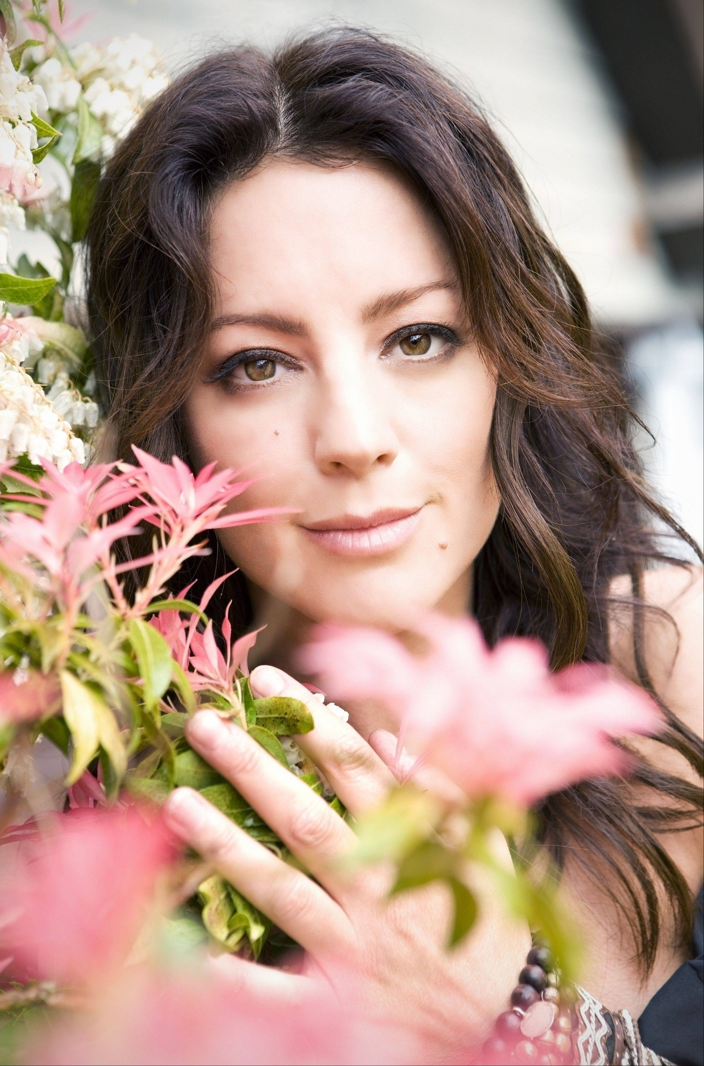 Sarah McLachlan will headline Ravinia on Saturday, June 30.