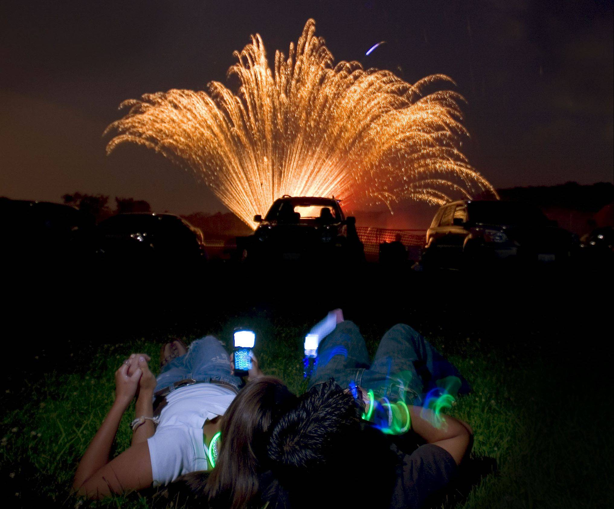 July 4 fireworks shows are planned across the suburbs, even if a bit scaled down.