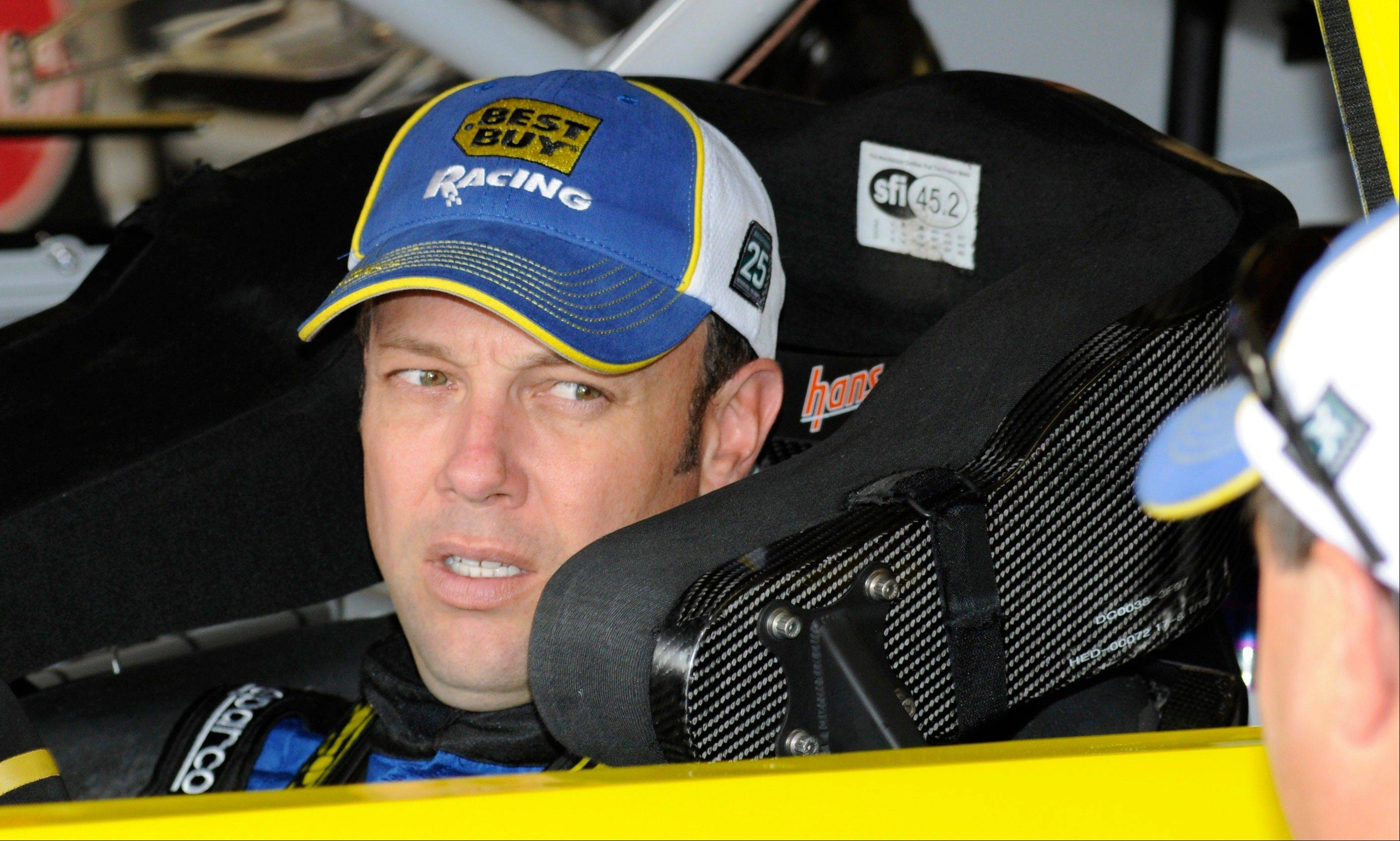 Matt Kenseth has a new deal in place with a new team, but said he is not ready to announce where he will be in 2013. All signs point to Joe Gibbs Racing, one of the few teams that would not be considered a step down for the 2003 Cup champion.