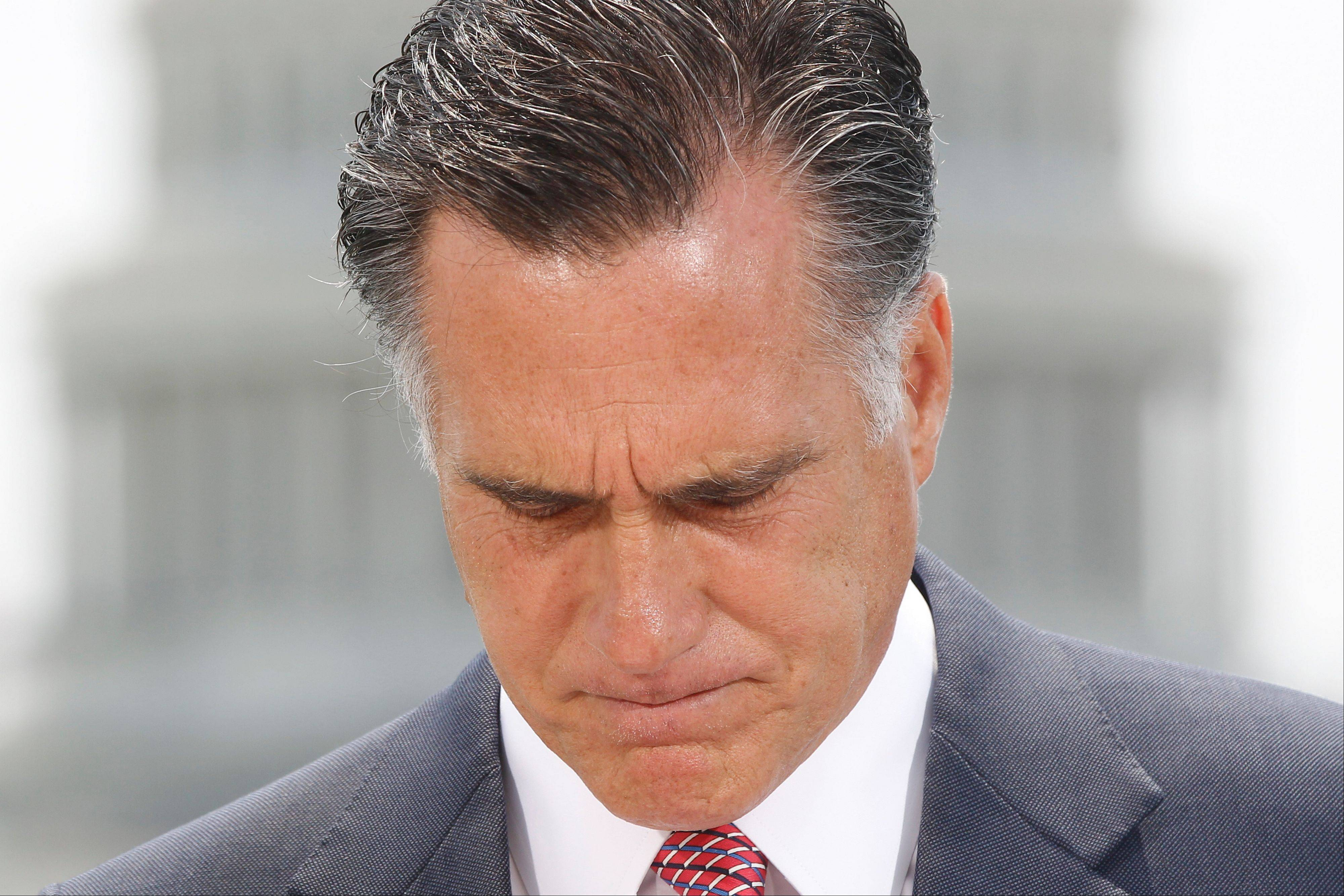 Romney response to Supreme Court on health care