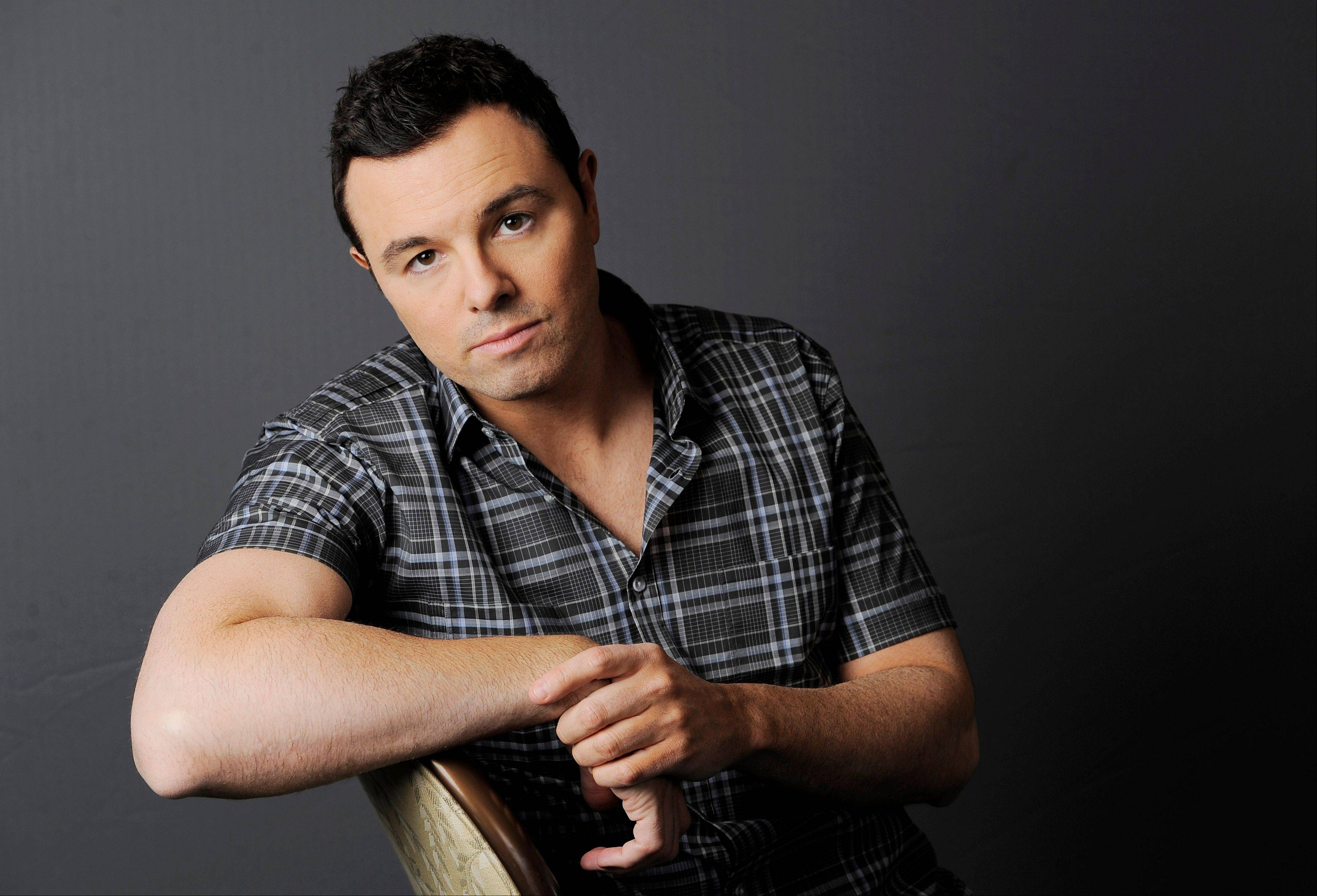 "Seth MacFarlane, TV's animation king, adds to his renaissance man resume as writer, director, producer and voice star of ""Ted,"" a raunchy but warm-hearted tale of a grown man and his best buddy, a talking teddy bear."
