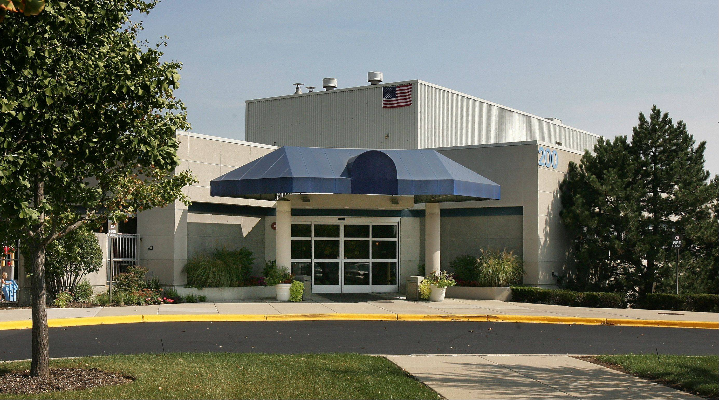 Advocate Condell Medical Center in Libertyville.