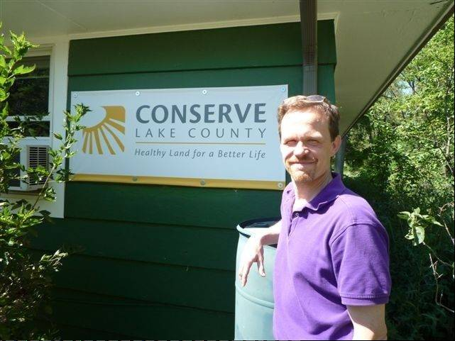 "The decision by Nathan Aaberg and his wife, Mayumi, to build a house without air conditioning is part of their commitment to live ""ethically,"" says Nathan Aaberg, associate director of Conserve Lake County, the environmental agency in the Prairie Crossing community in Grayslake."