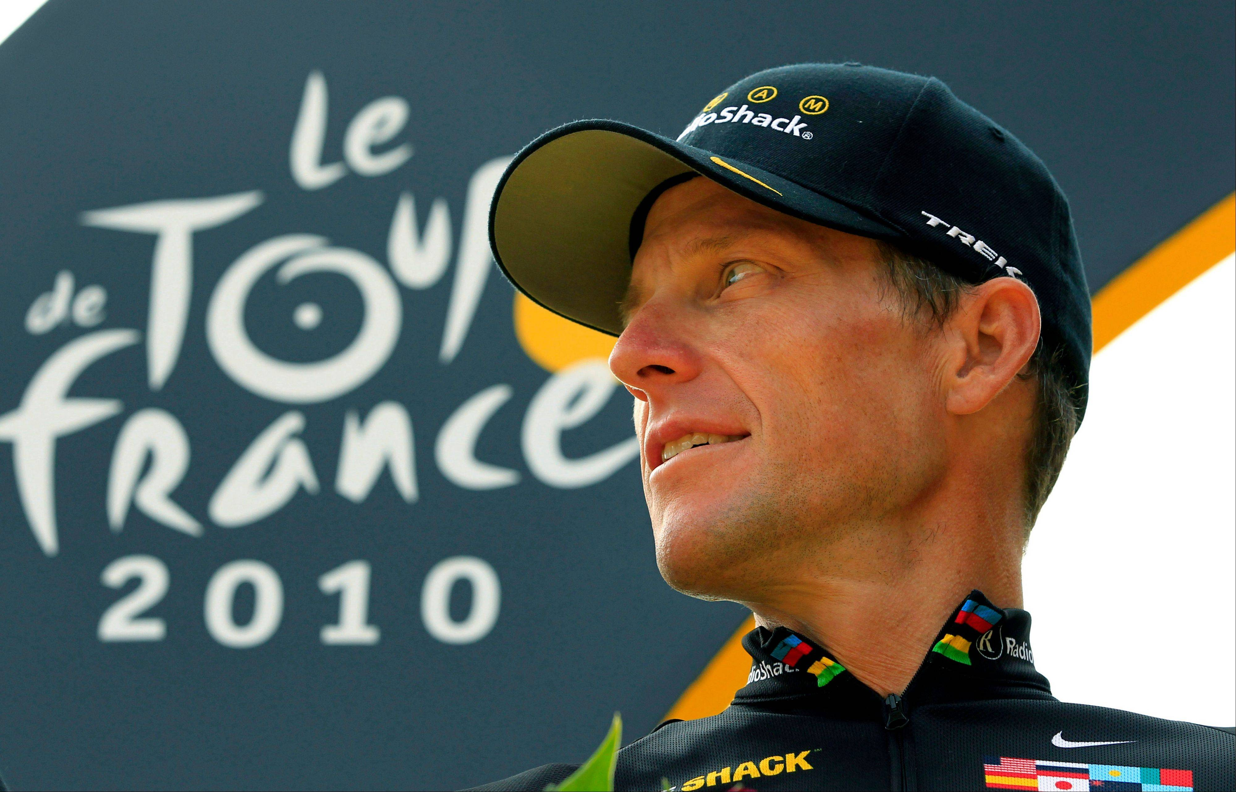 Anti-doping agency files formal charges against Armstrong