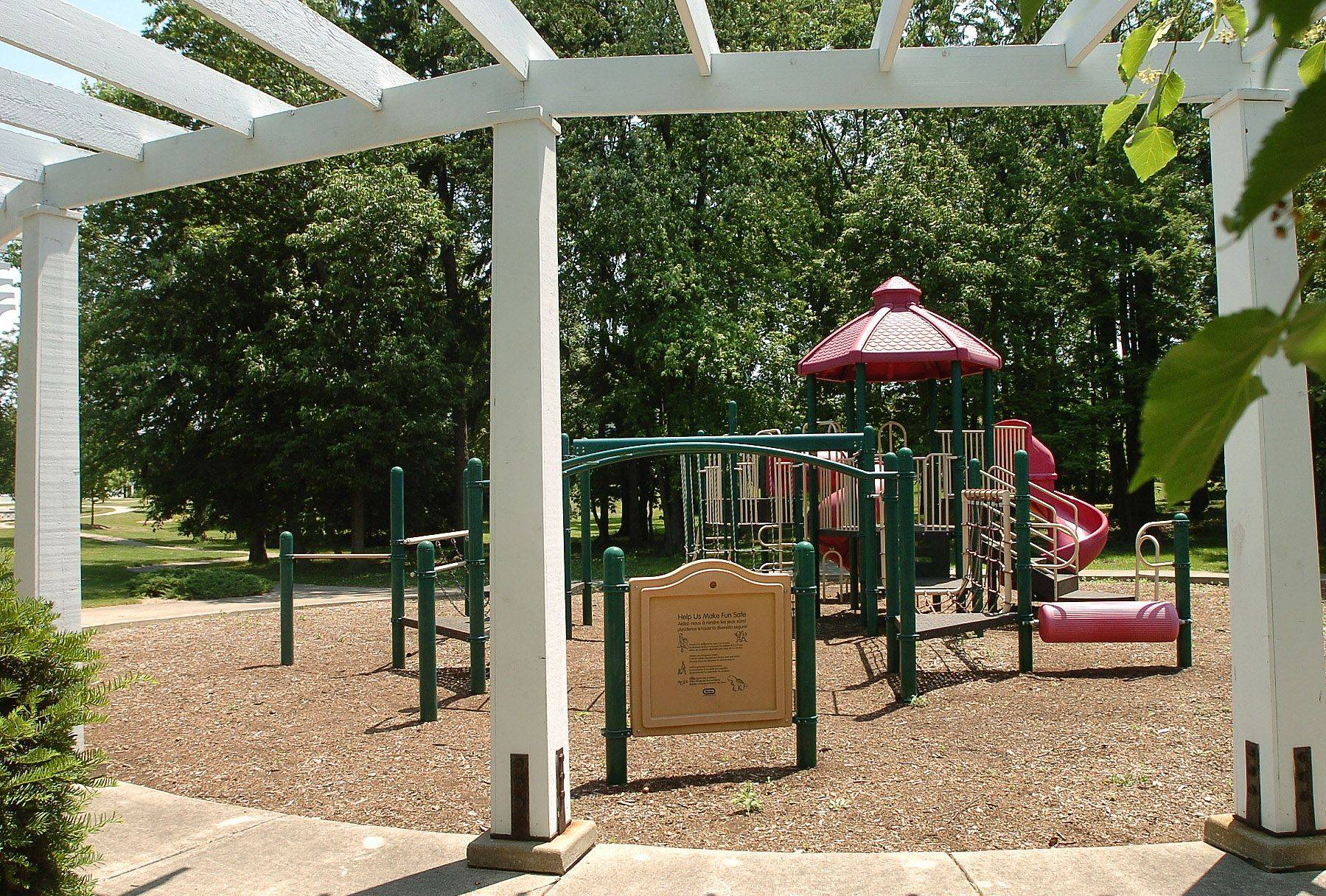 Ranney Park is one of three parks in Centennial Crossing.