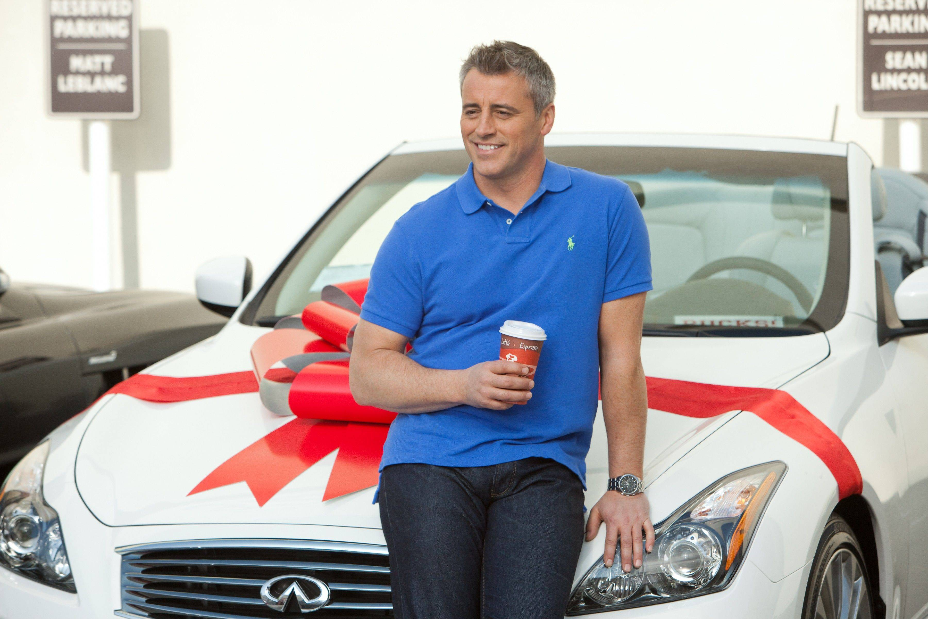 "Matt LeBlanc returns to Showtime for a second season of ""Episodes."""