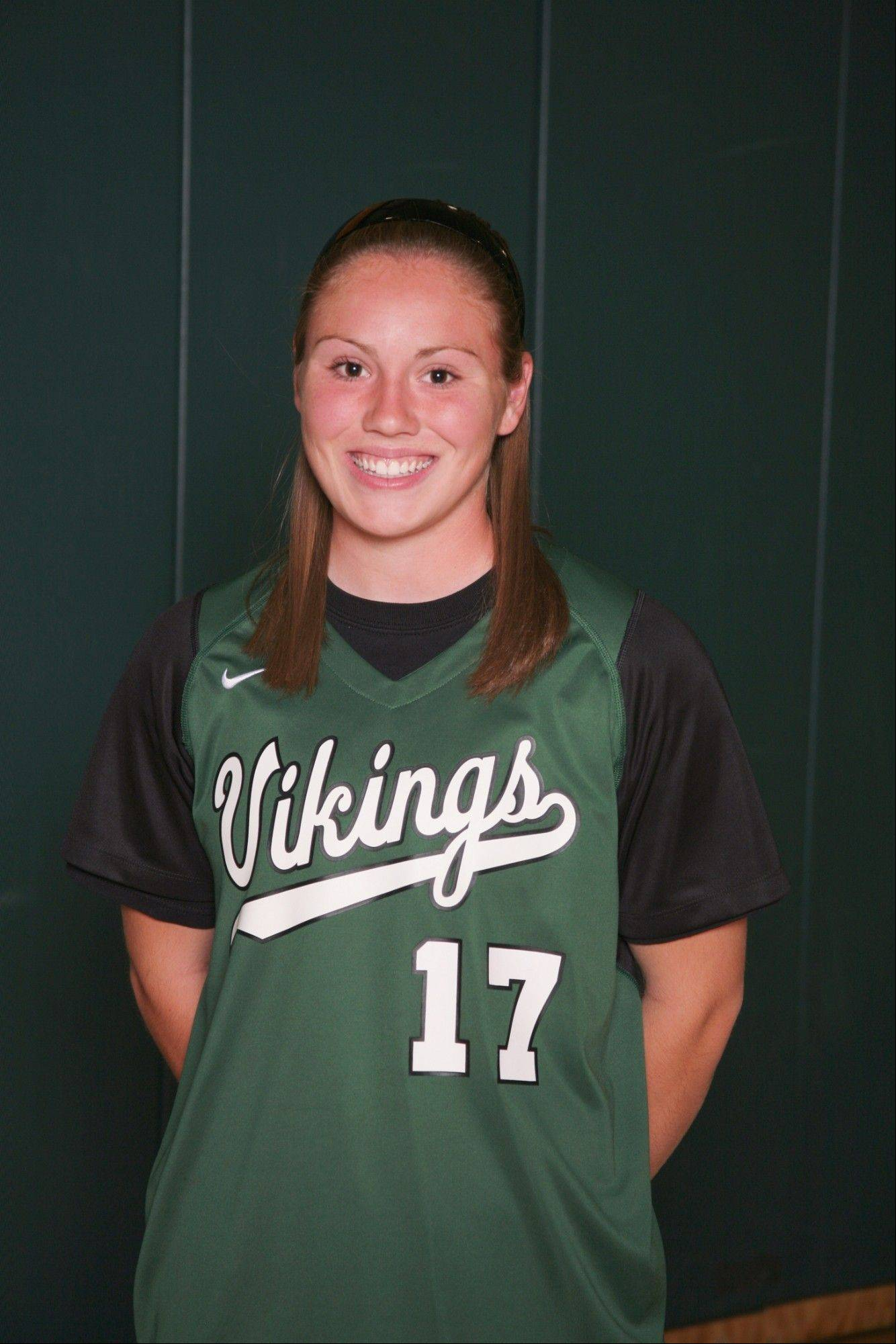 Megan Hubbard, a Fremd grad, will join the Purdue University softball program this fall.
