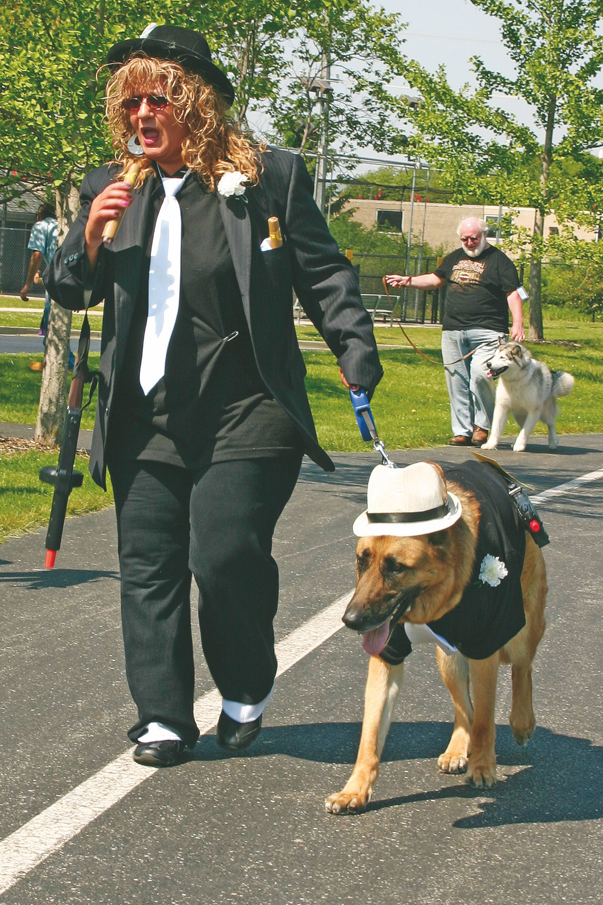 Dog owners will no longer have to wait for the annual Pooch, Pet, and Pedal parade to walk their dogs in Des Plaines Park District Parks.