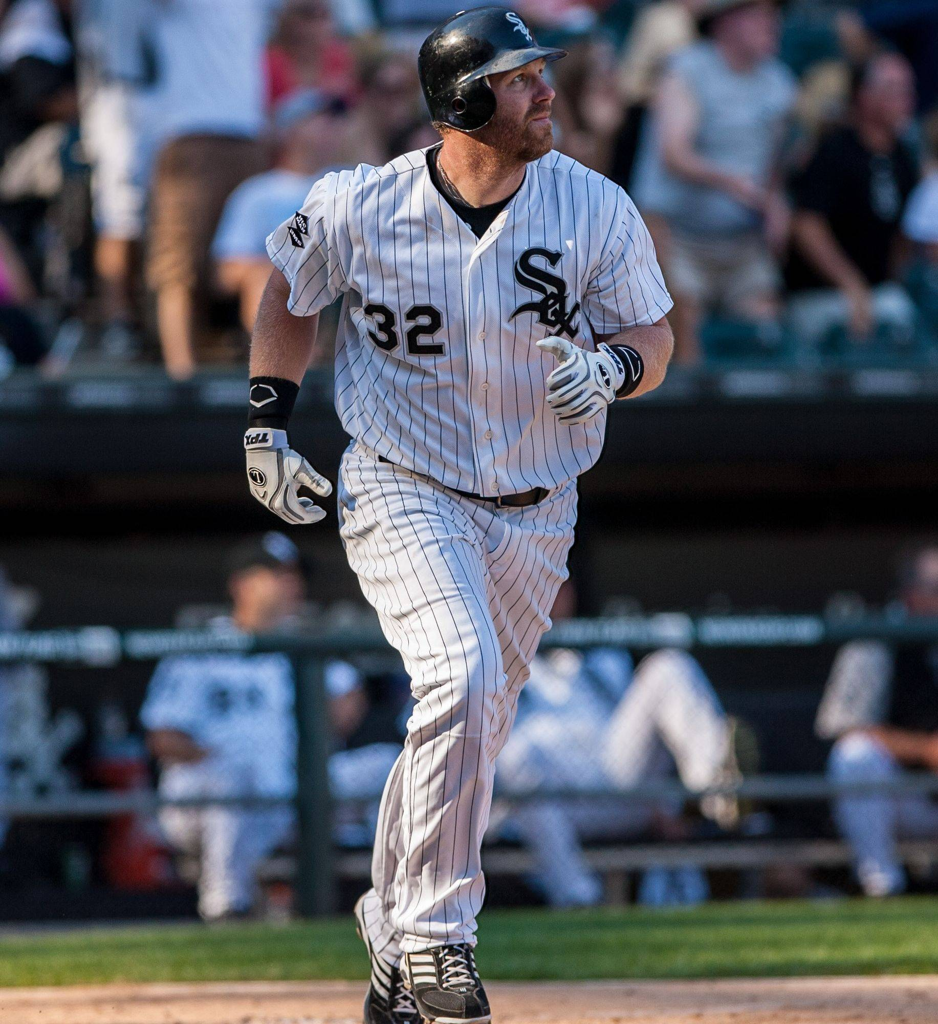 White Sox slugger Adam Dunn has 24 home runs this season to go along with his 125 strikeouts, which is exactly what the Sox expected from him when they signed him two years ago, says baseball columnist Matt Spiegel.