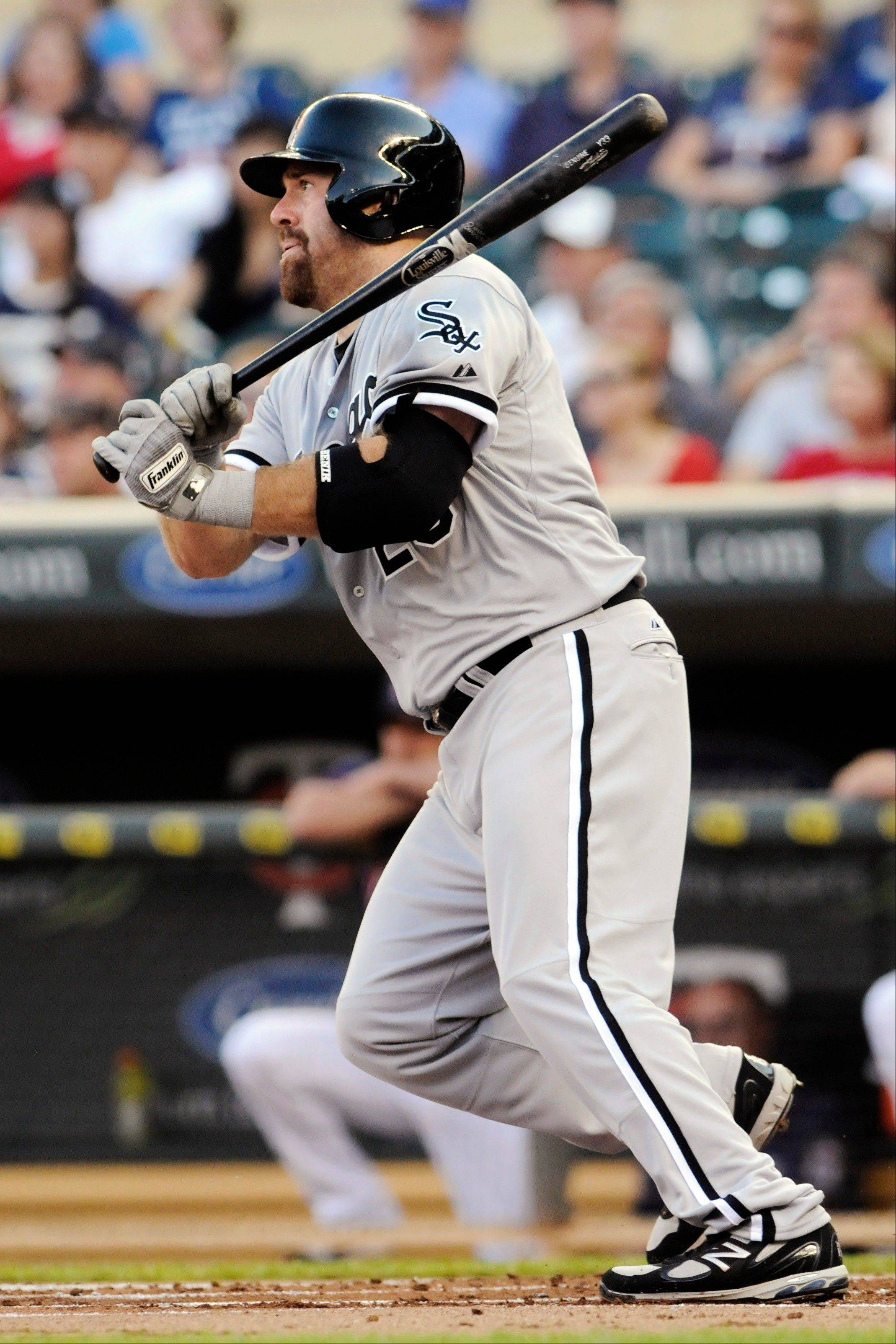 The deal for third baseman Kevin Youkilis was a good one, says Chris Rongey, because the White Sox didn't have to give up a top pitching prospect or a reliever off the 25-man squad. The White Sox, Rongey contends, will need every pitcher they have this season.