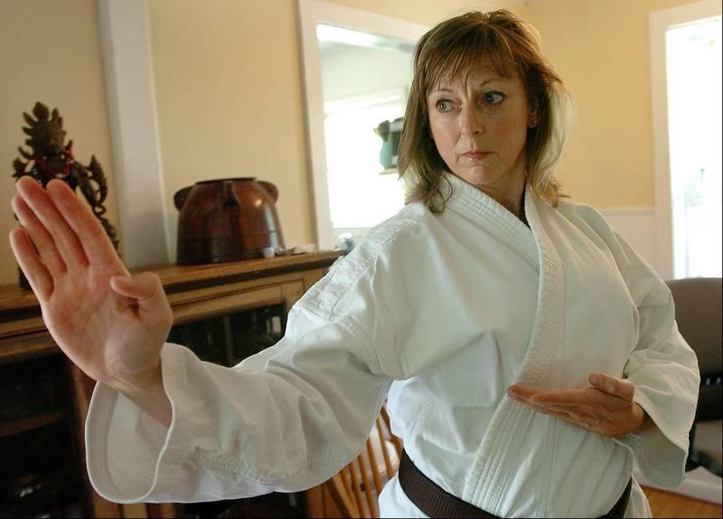 Karate Woman Sex 108