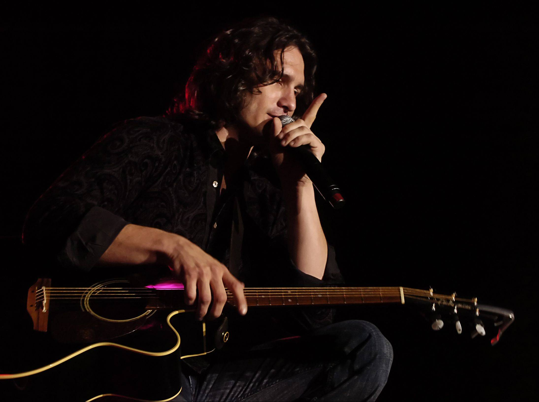 Joe Nichols headlines the main stage at Ribfest on Monday. Entertainment planners negotiate to get well-known performers, then take steps to ensure the fest's lineup will be unique in the area.