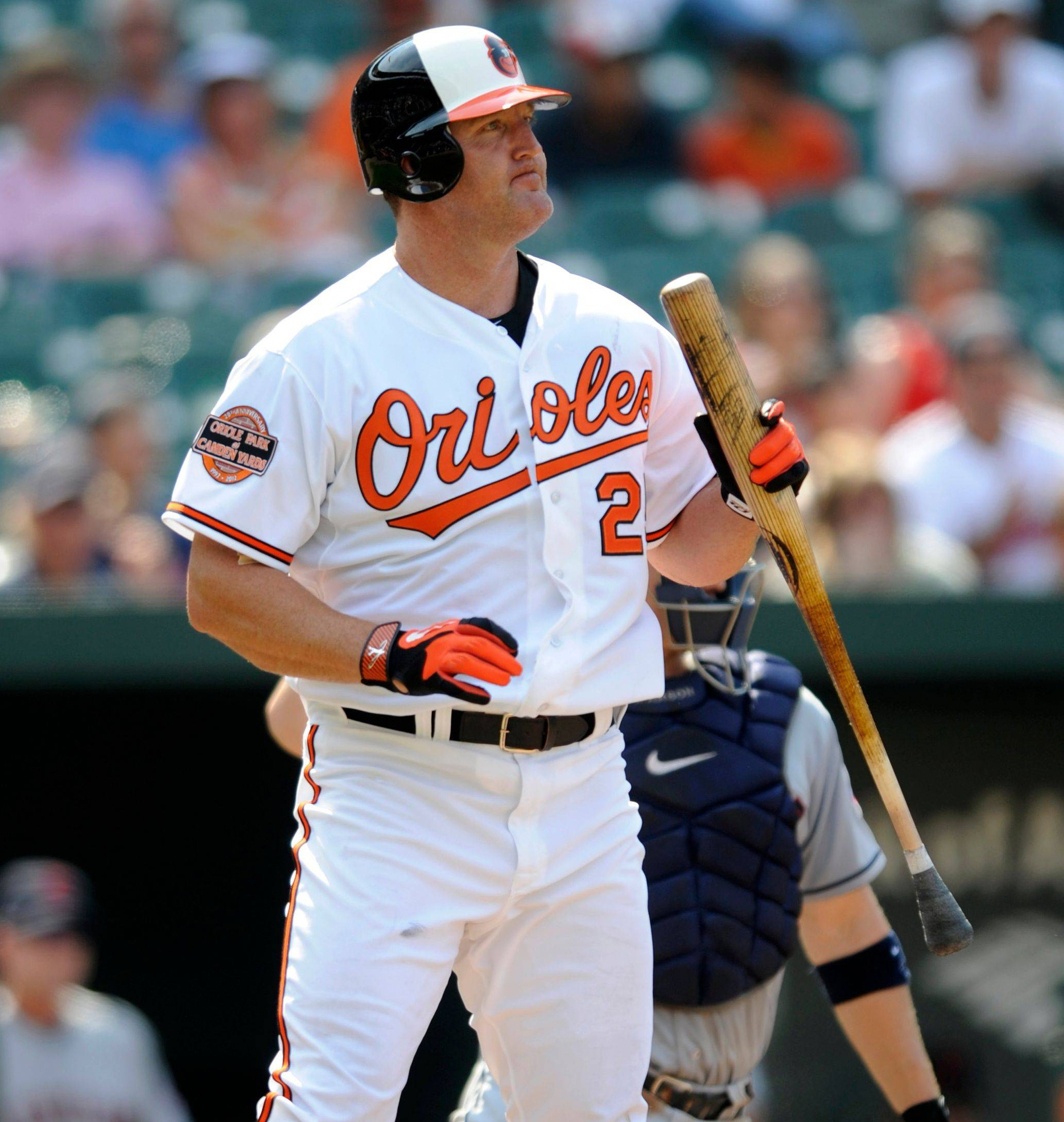 The newest member of the Baltimore Orioles, designated hitter Jim Thome, went 0-for-4 Sunday against the Cleveland Indians. After departing the Sox, Thome has played for the Dodgers, Twins, Phillies and now the Orioles. Mike North believes Thome will have a better second half than Adam Dunn of the White Sox.