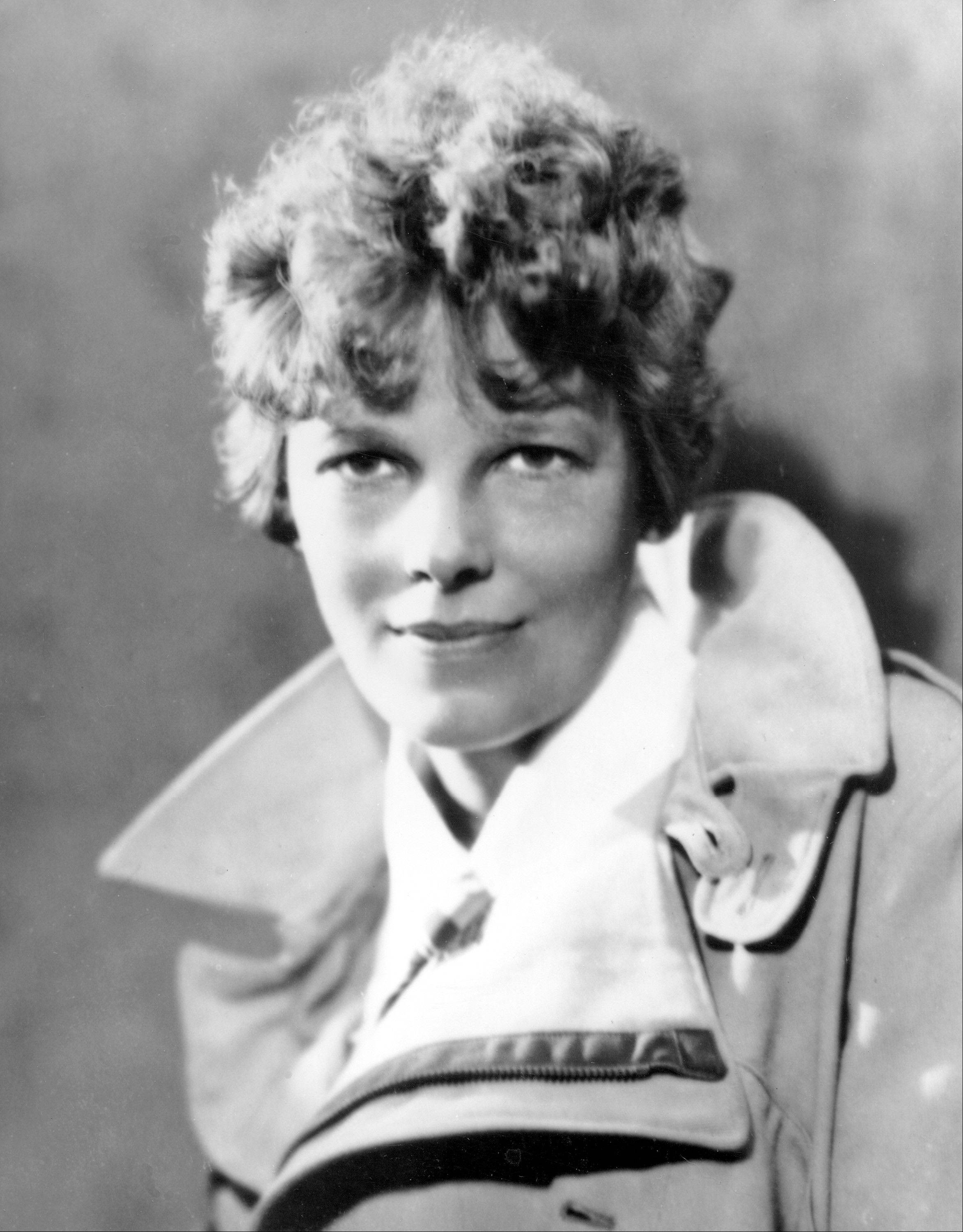 This is an undated file photo shows American aviatrix Amelia Earhart. A $2.2 million expedition is hoping to finally solve one of America�s most enduring mysteries. What happened to the famed aviator who went missing over the South Pacific 75 years ago?