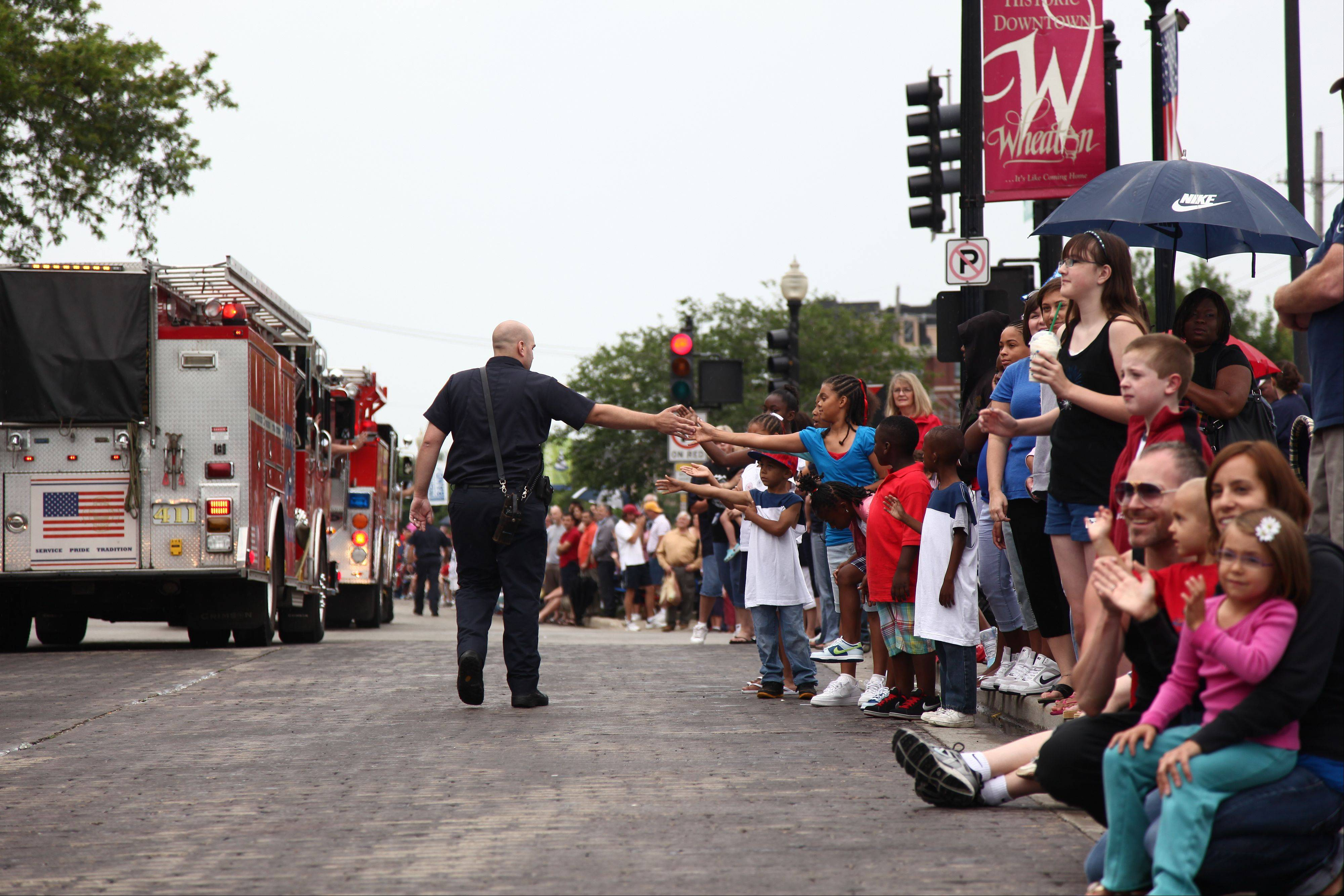 A decision hasn't been made whether another parade will be held now that Wheaton's Fourth of July celebration has been canceled. On Tuesday, Carol Stream also canceled its parade and fireworks display.