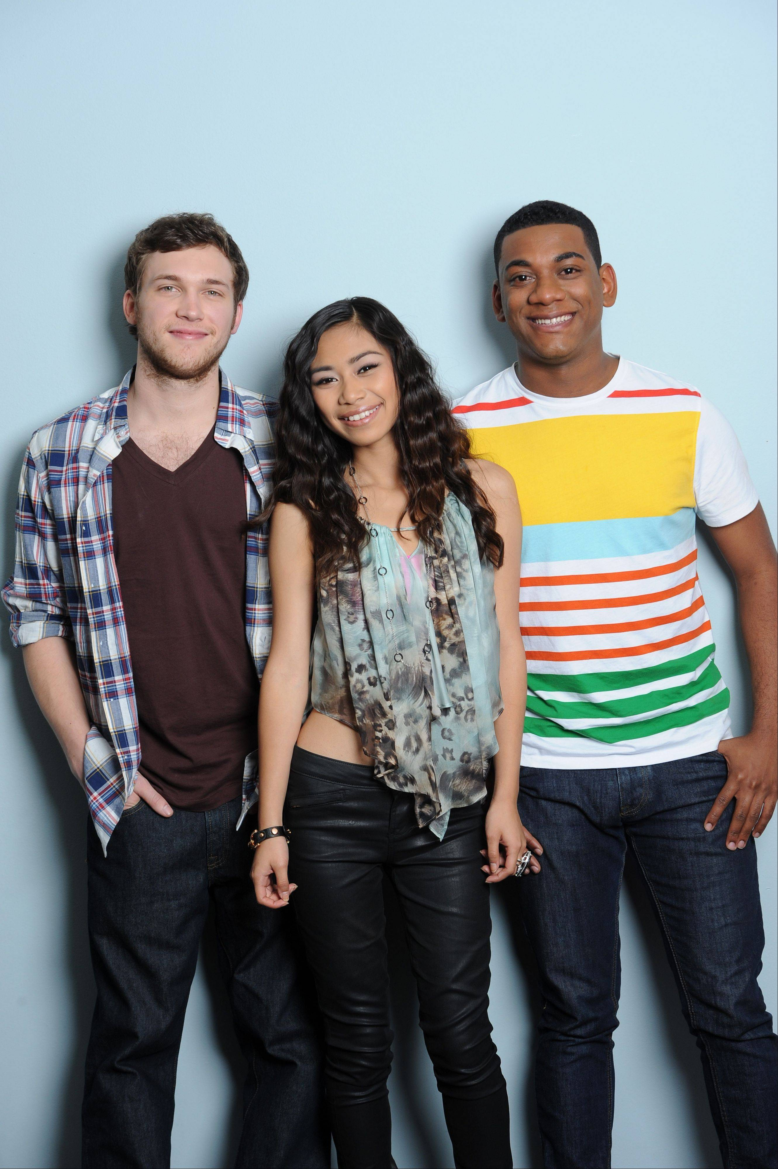 """American Idol"" top three finalists Phillip Phillips, Jessica Sanchez and Josh Ledet are set to appear as part of the American Idol Live! Tour 2012 at the Allstate Arena on Saturday, July 7."
