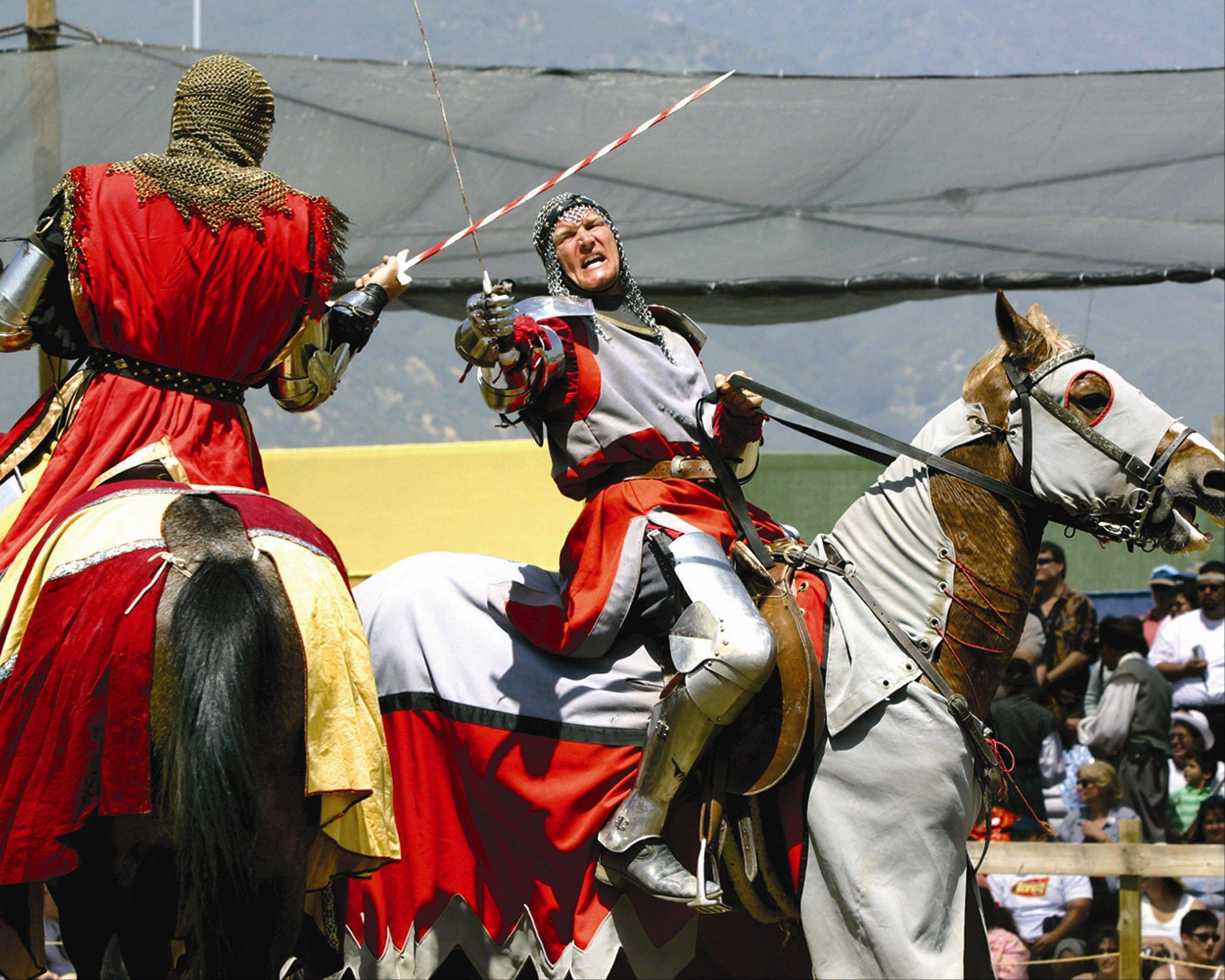 The Bristol Renaissance Faire returns for a summer full of jousting and other Elizabethan fun.