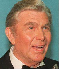 Andy Griffith died today in his home in North Carolina. He was 86.